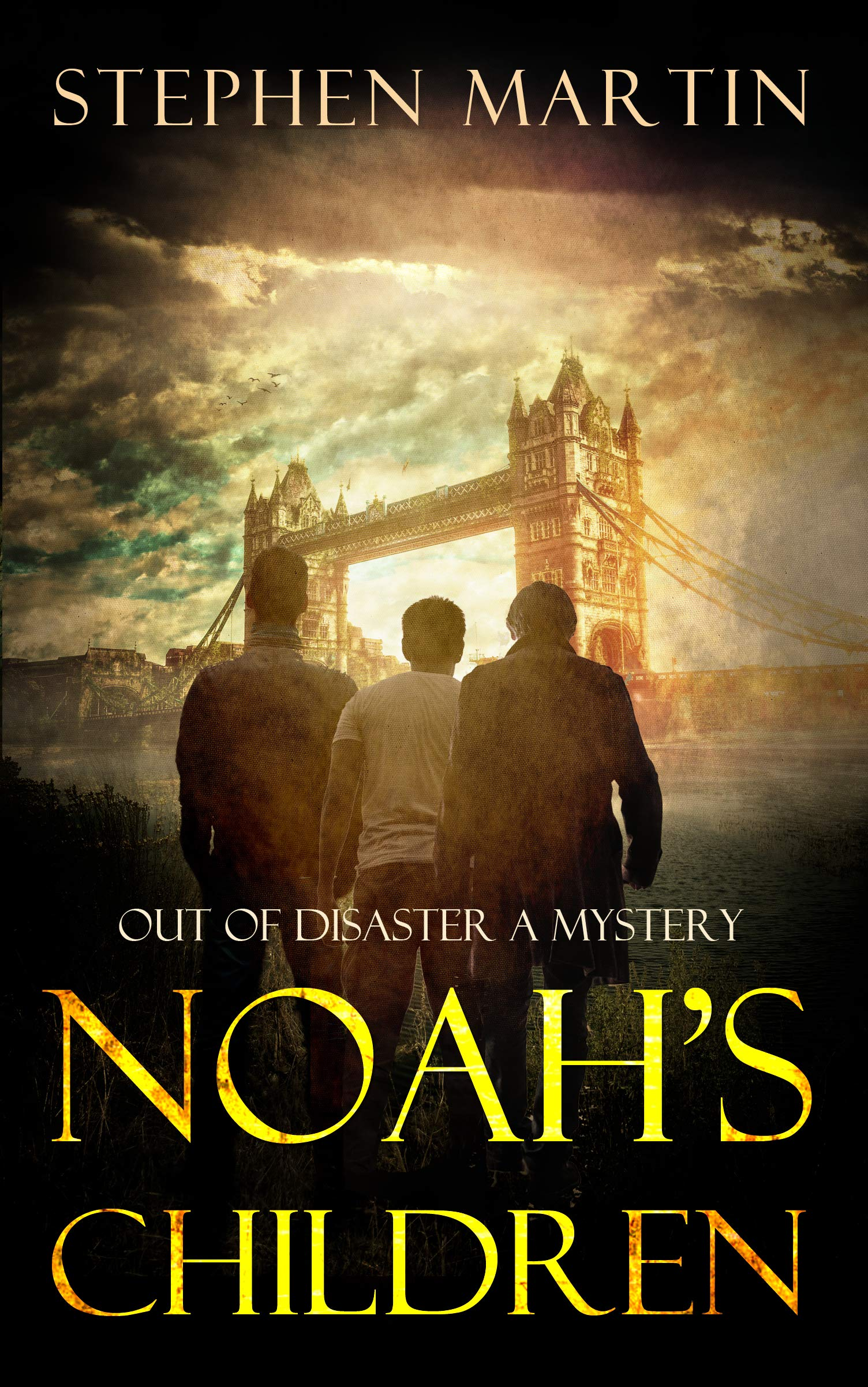 NOAH'S CHILDREN: OUT OF DISASTER A MYSTERY