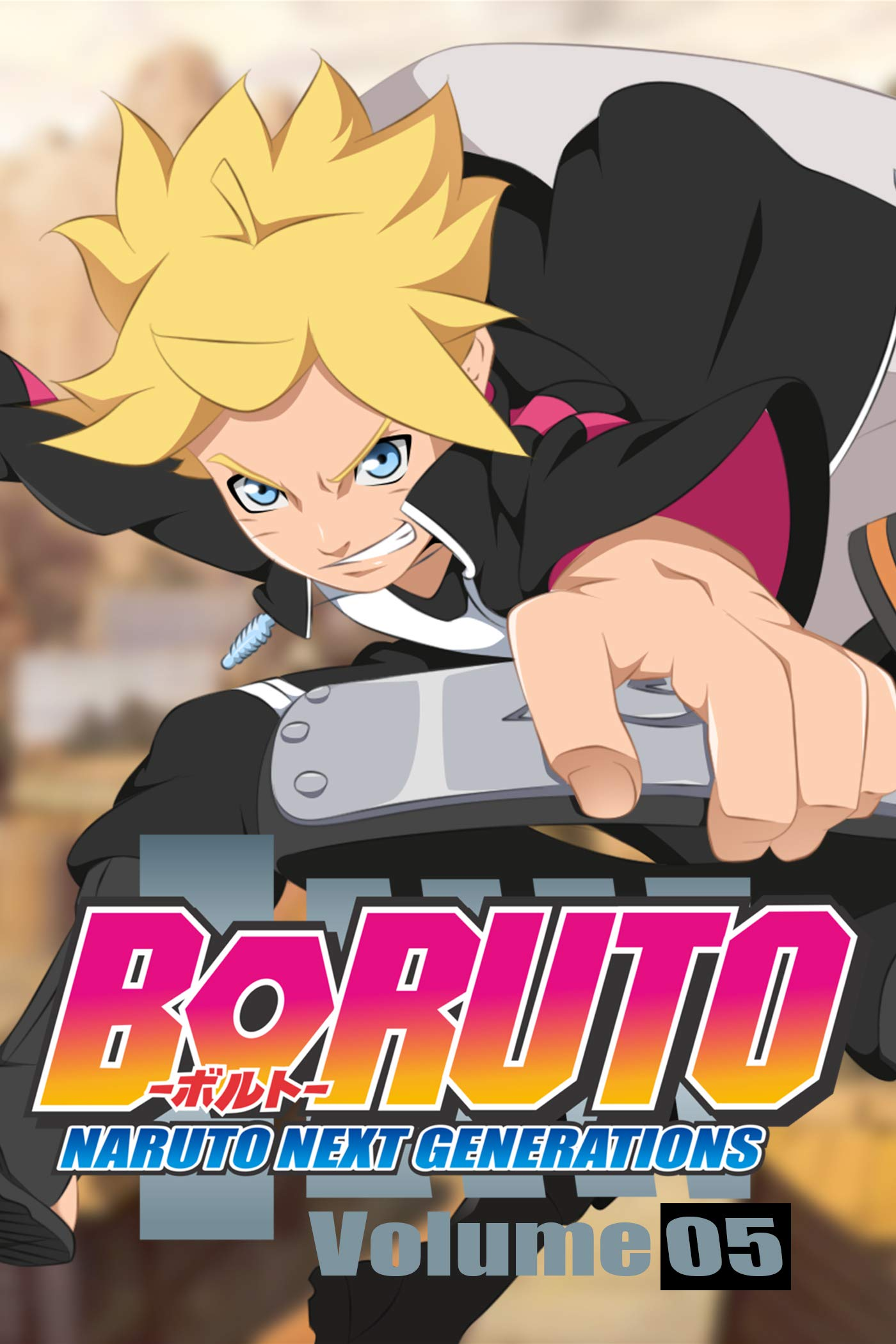 New Collection manga of year: Boruto: Naruto Next Generations vol 5