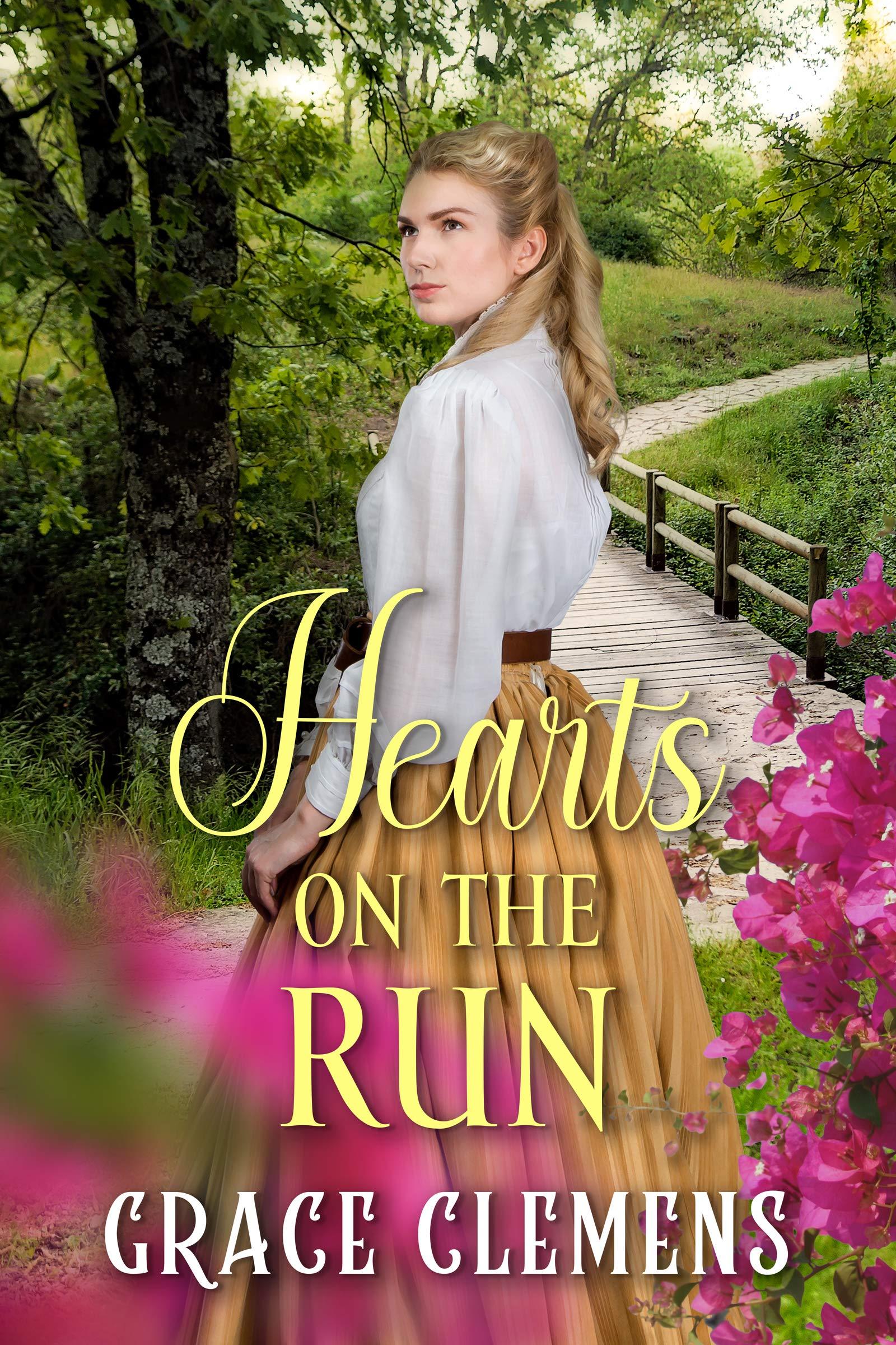 Hearts on the Run: An Inspirational Historical Romance Book