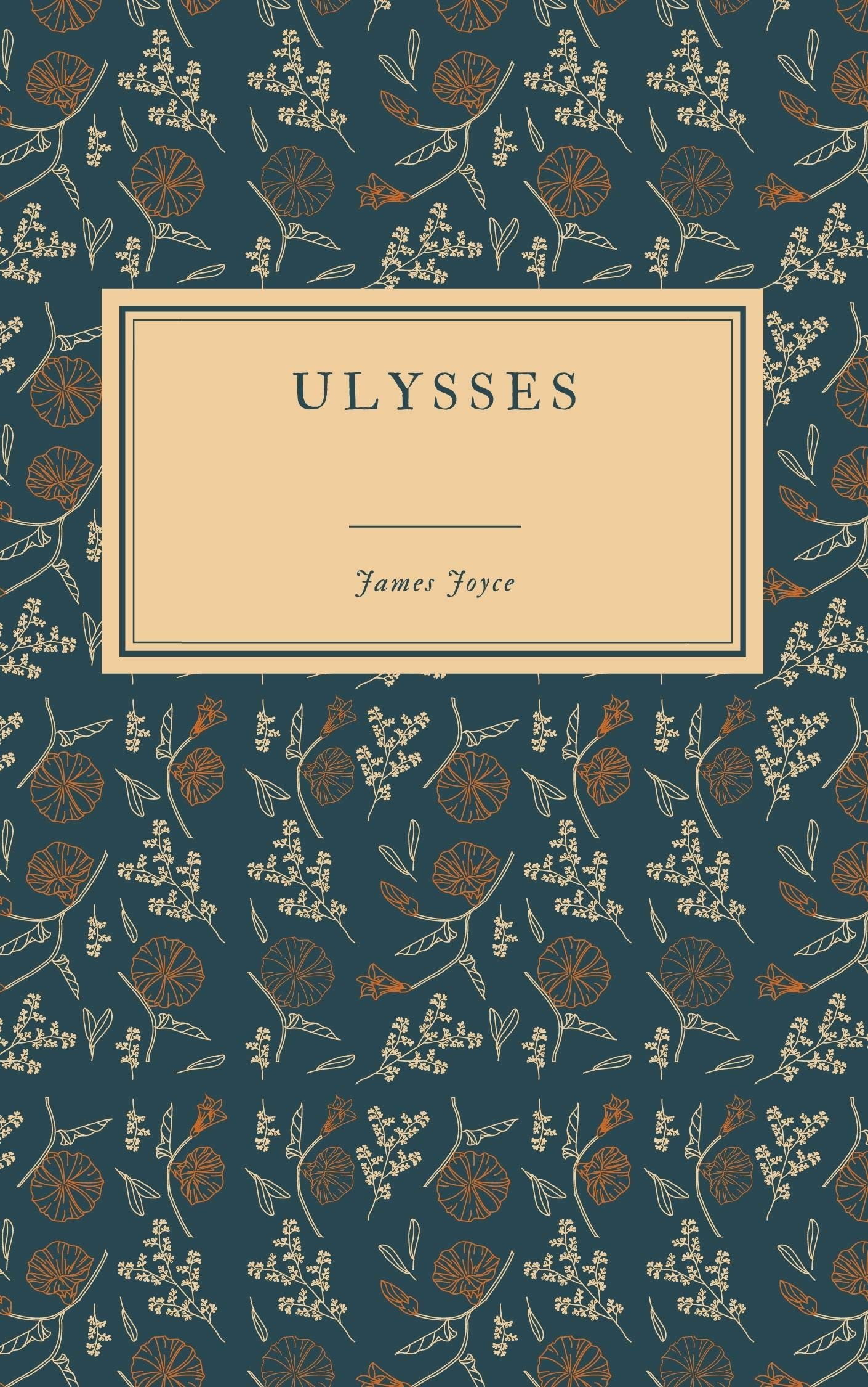 Ulysses (Classic Annotated & Illustrated Novel)