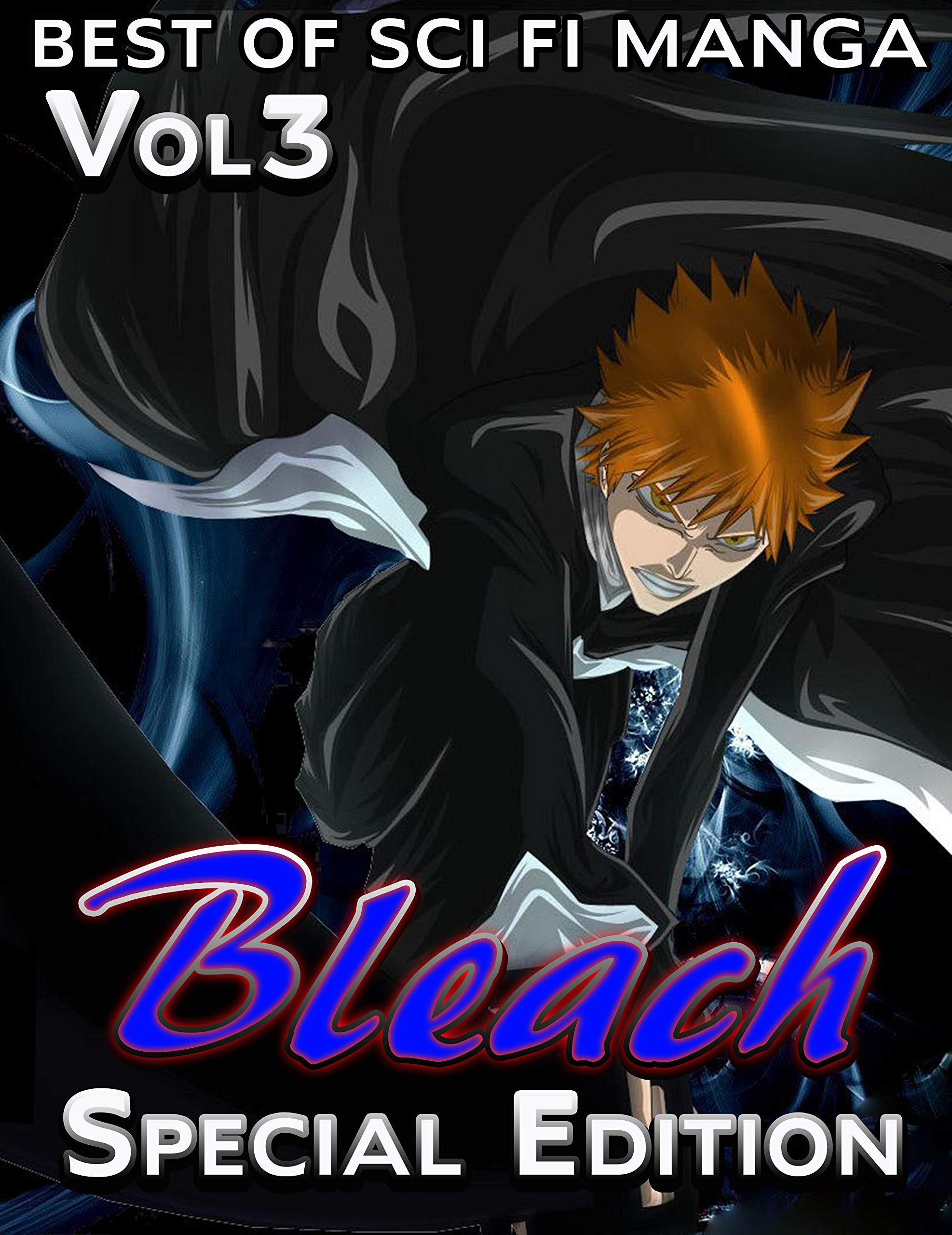 Best of Sci fi Manga Bleach Special Edition: Limited Edition Bleach Vol 3