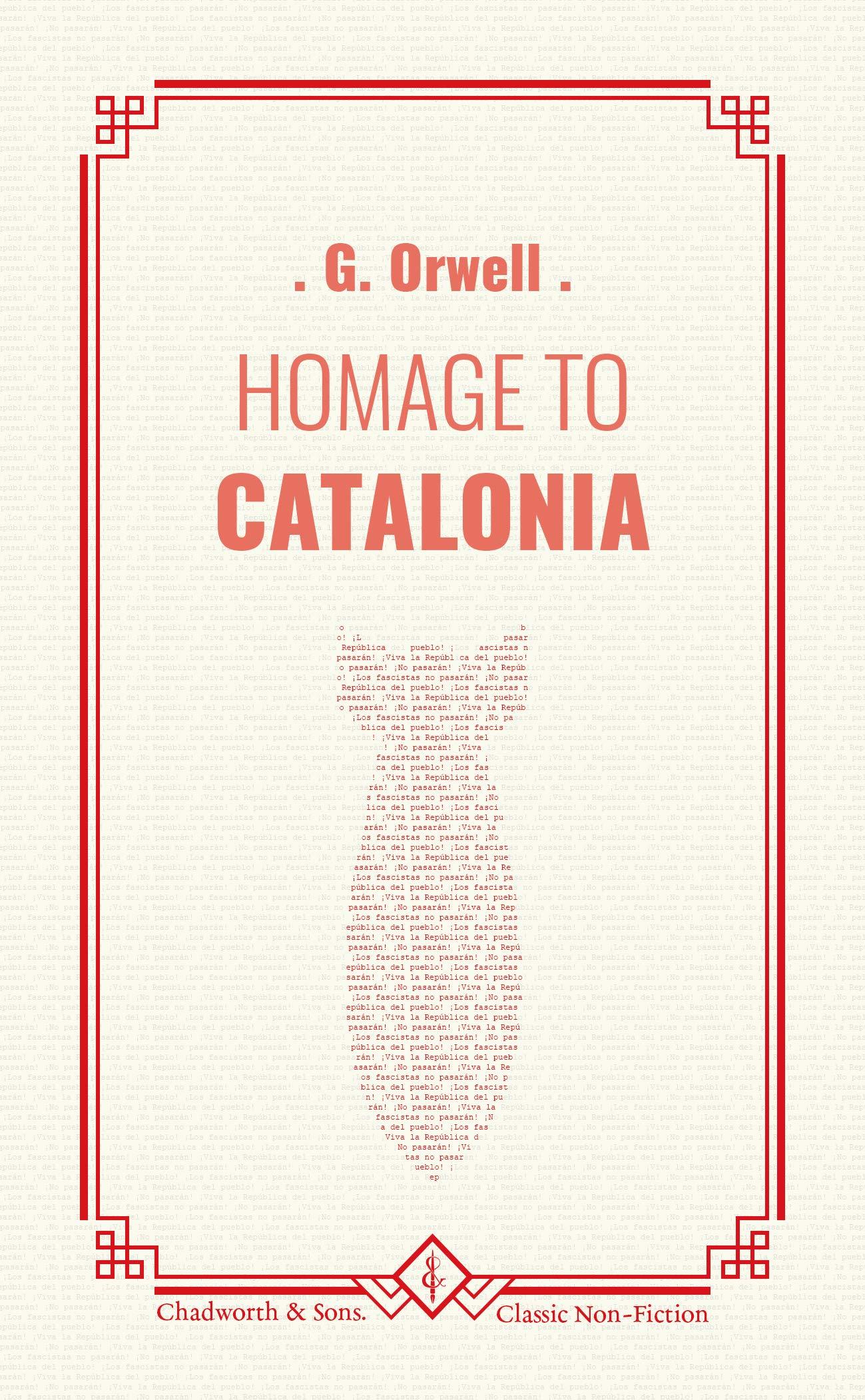 Homage to Catalonia: