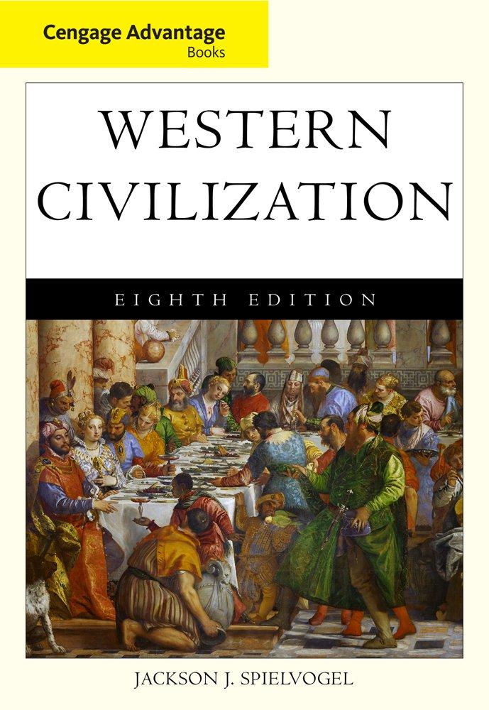 Cengage Advantage Books: Western Civilization, Complete, 8th Edition