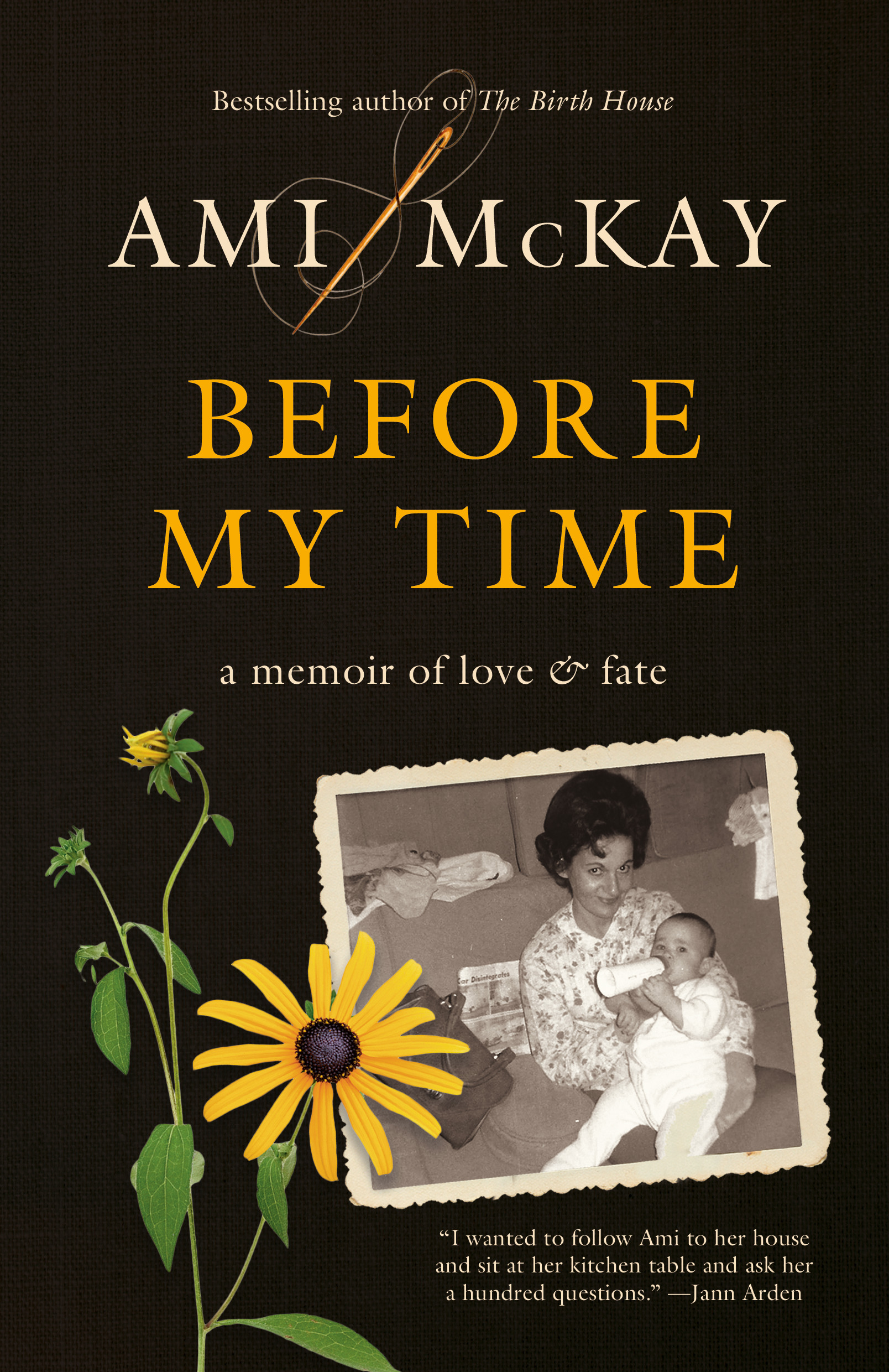 Before My Time: A Memoir of Love and Fate