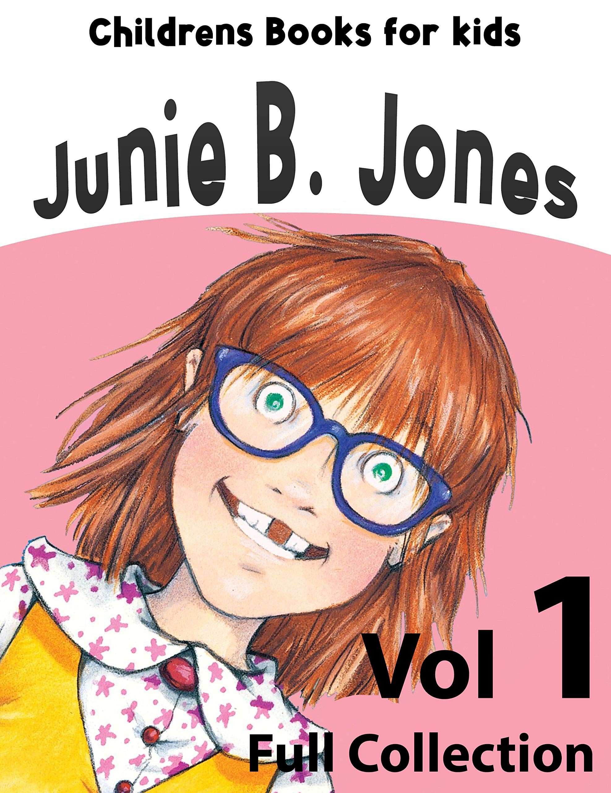 Childrens Books for kids Junie B. Jones Full Collection: Dork Diaries Limited Edition Vol 1