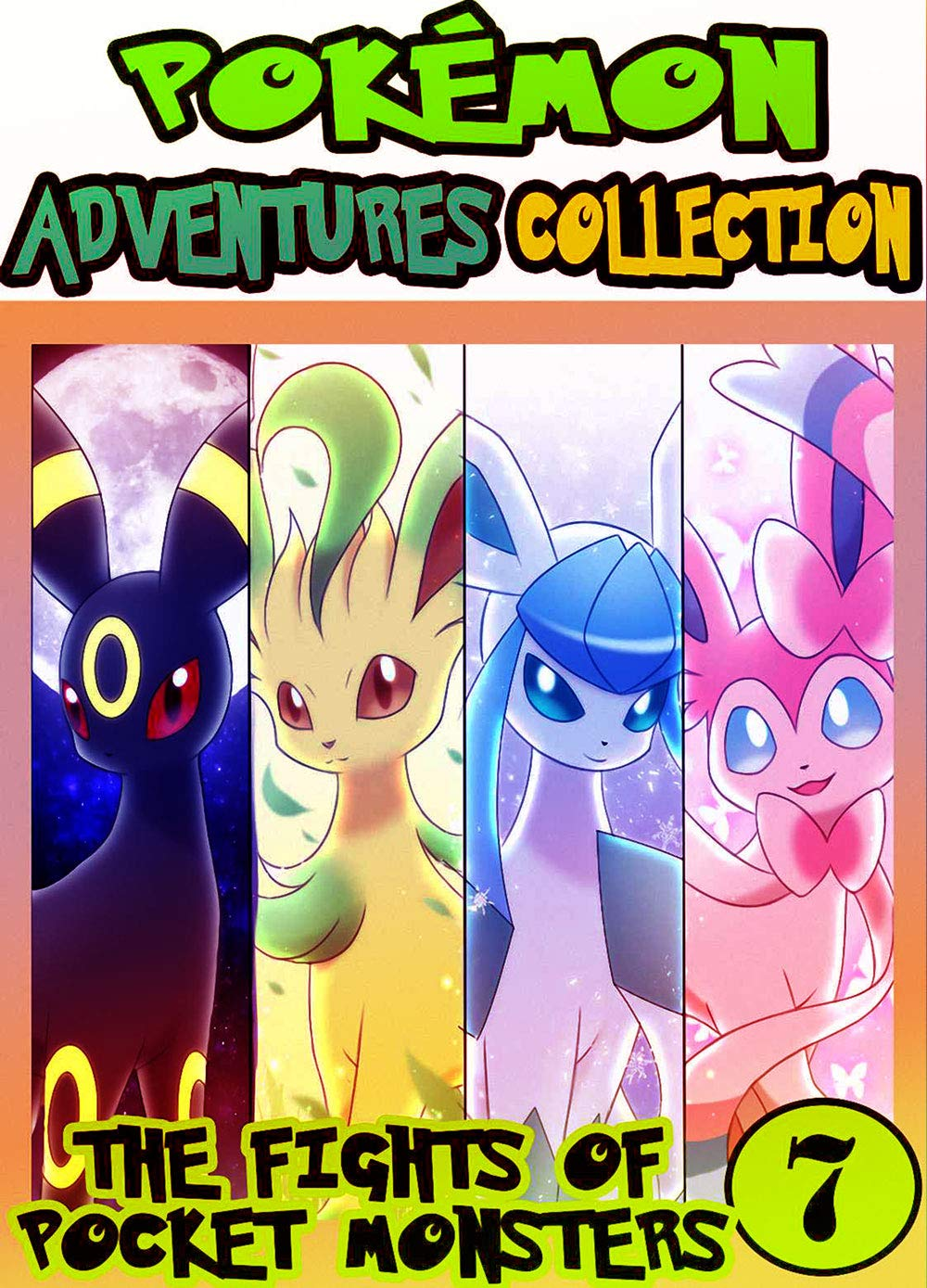 Fight Adventures Pocket: Collection Pack 7 - Adventures Of Pocket Monsters Manga Pokemon Graphic Novel For Children