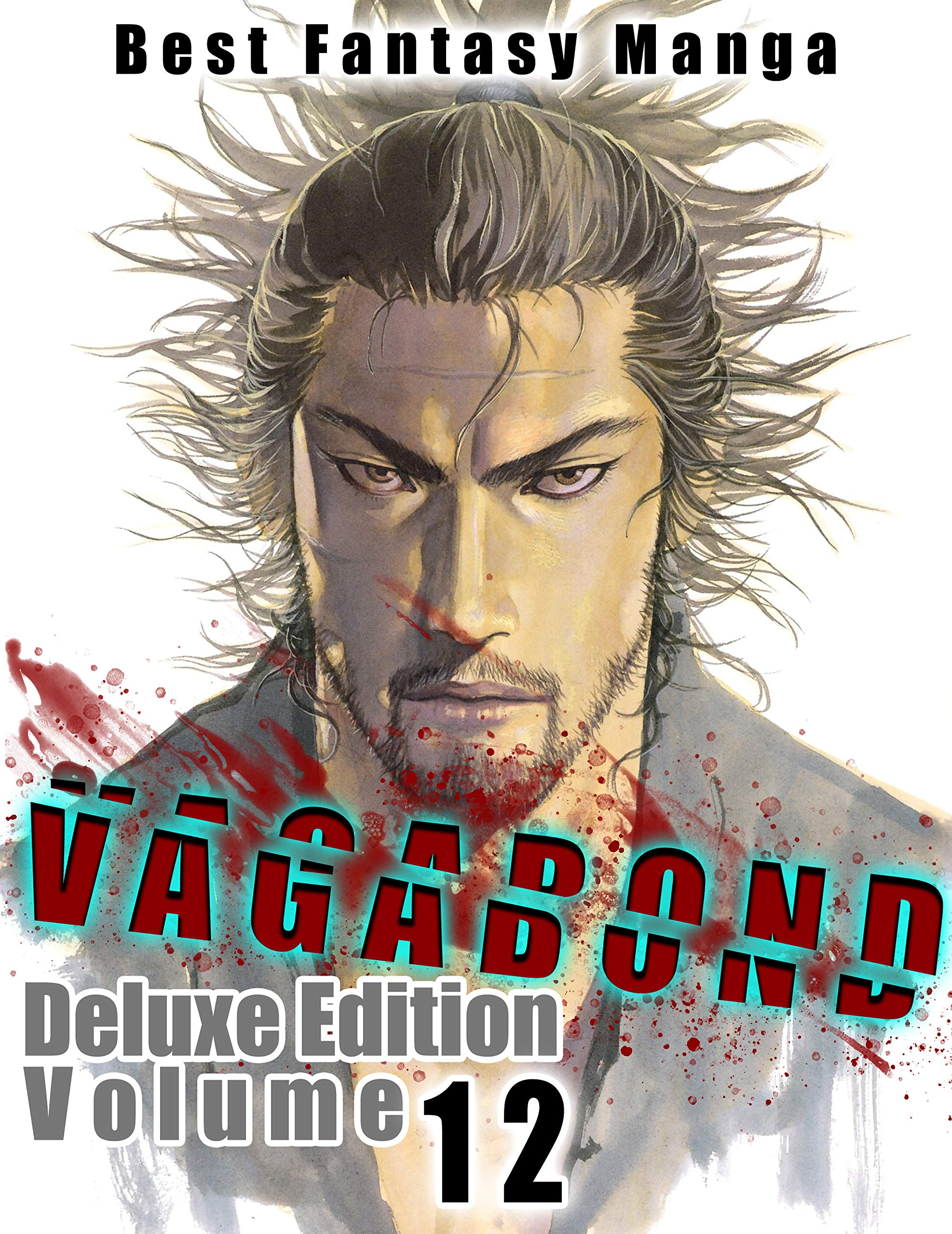 Best Fantasy Manga Vagabond Deluxe Edition: Full Collection Vagabond Volume 12