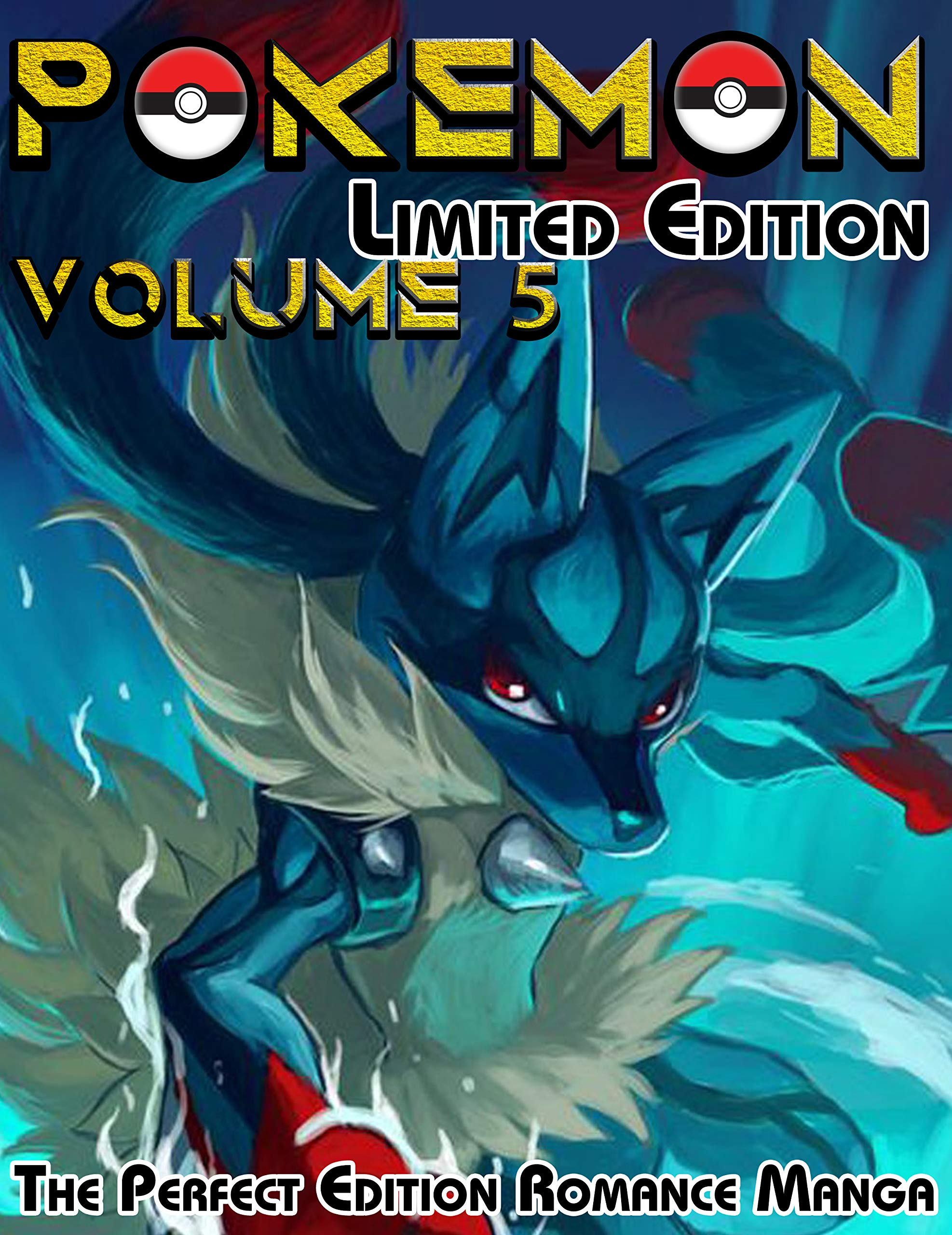The Perfect Edition Romance Manga Pokemon Limited Edition: Complete Series Pokemon Volume 5