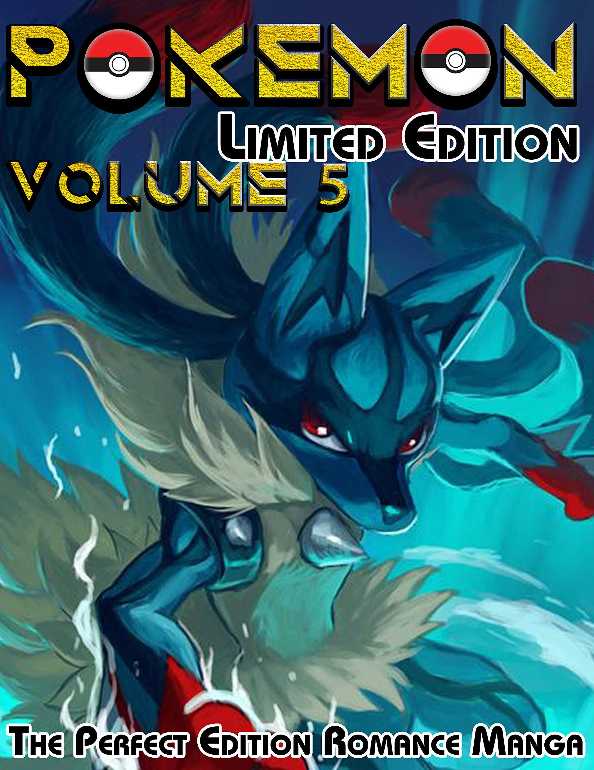 The Perfect Edition Romance Manga Pokemon Limited Edition: Complete Series Pokemon Volume 5