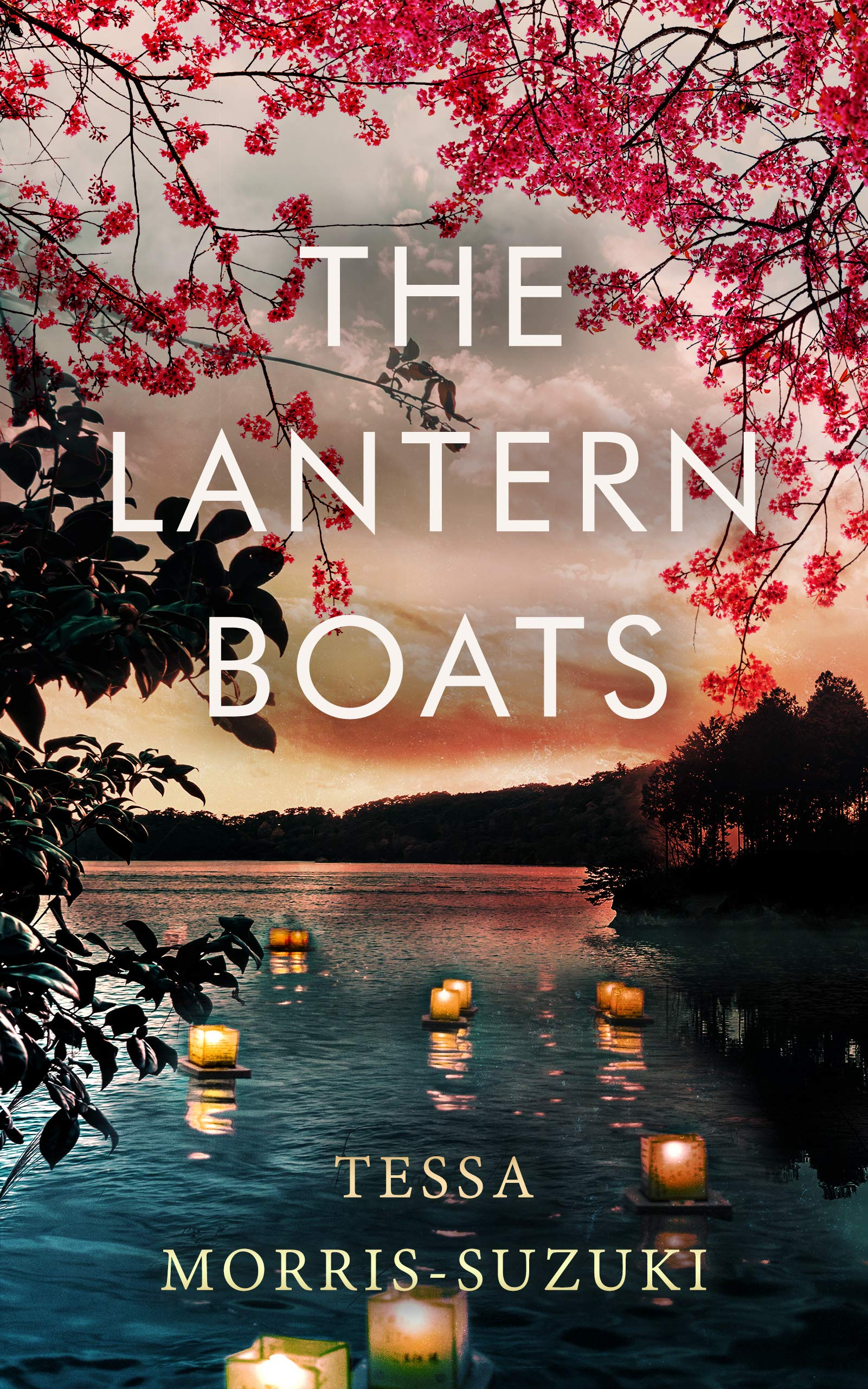 THE LANTERN BOATS an utterly gripping and heart-breaking historical novel set in post-war Japan