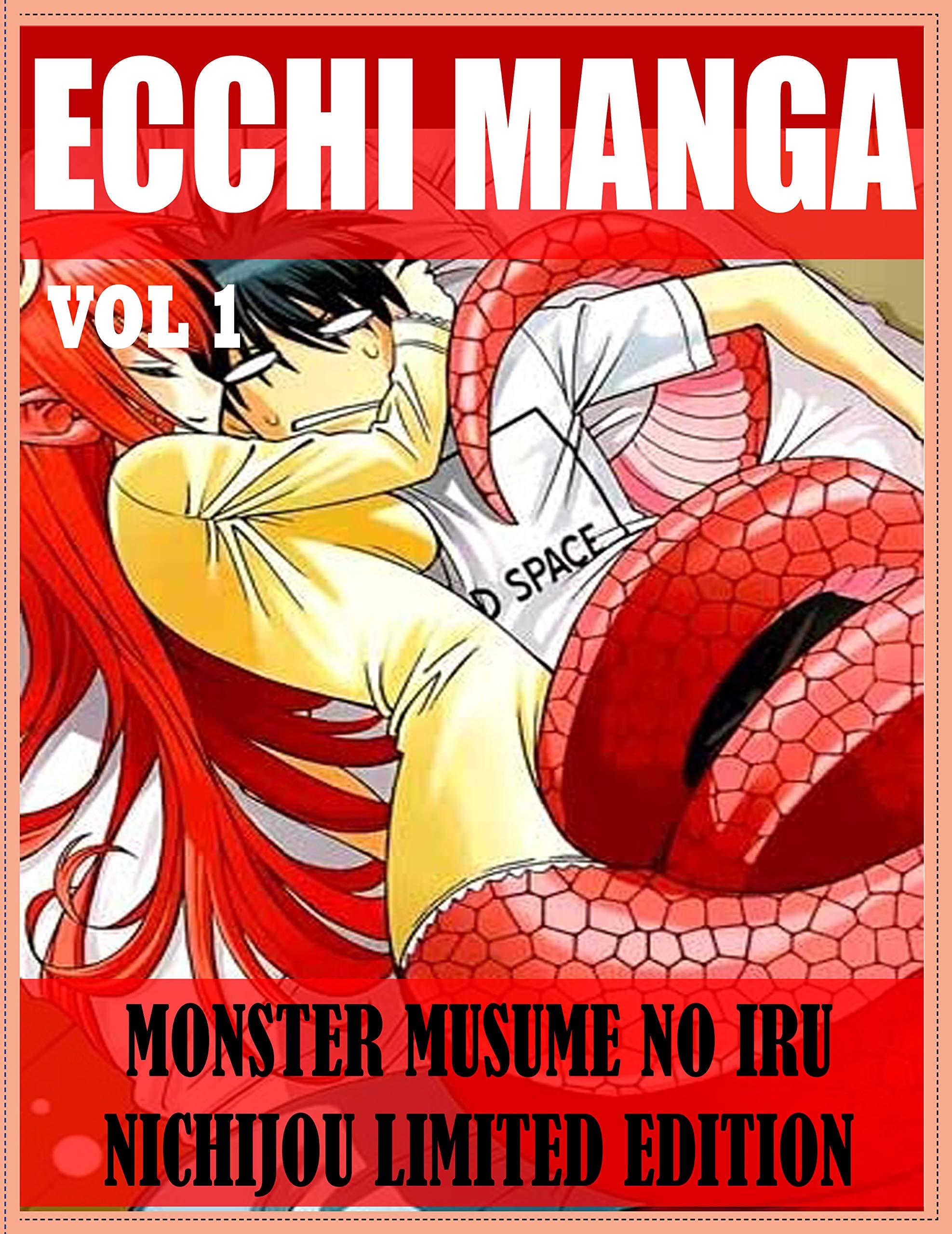 The Perfect Edition Ecchi Manga Monster Musume No Iru Nichijou Limited Edition: Ecchi Comedy Monster Musume No Iru Nichijou Complete Series Volume 1