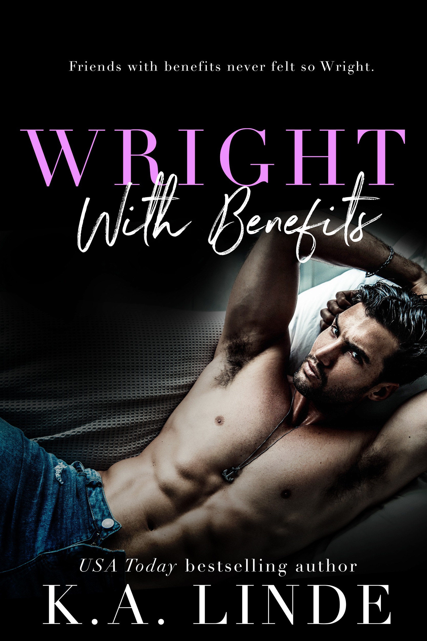 Wright with Benefits (Wright Series, #8)