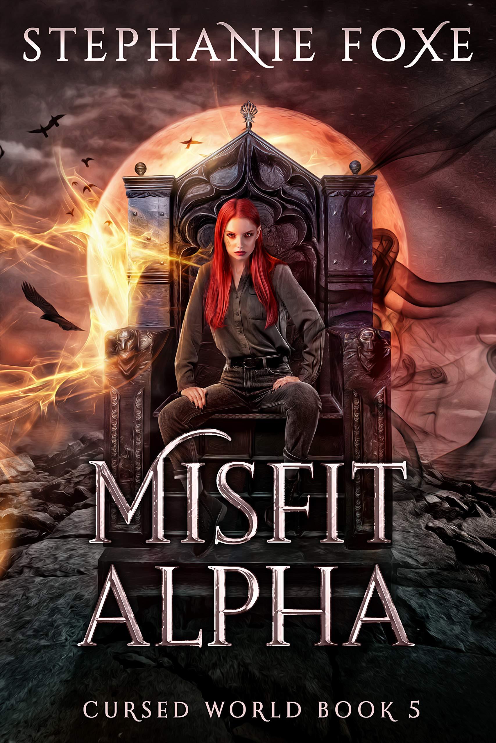 Misfit Alpha: An Urban Fantasy (Cursed World Book 5)