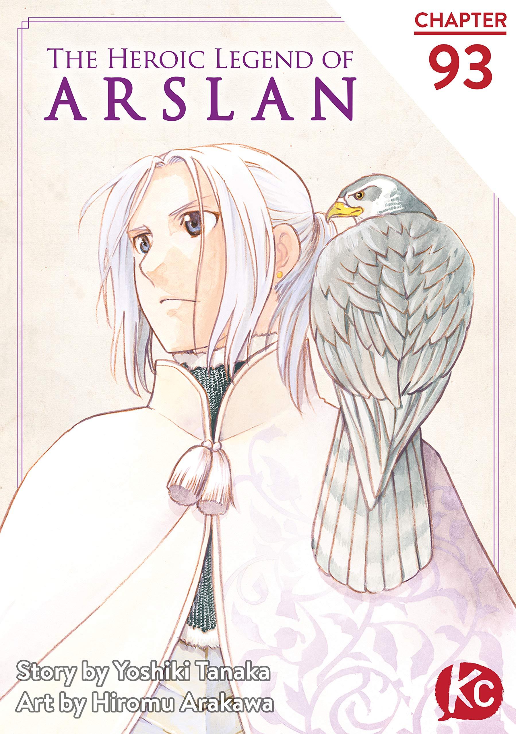 The Heroic Legend of Arslan #93