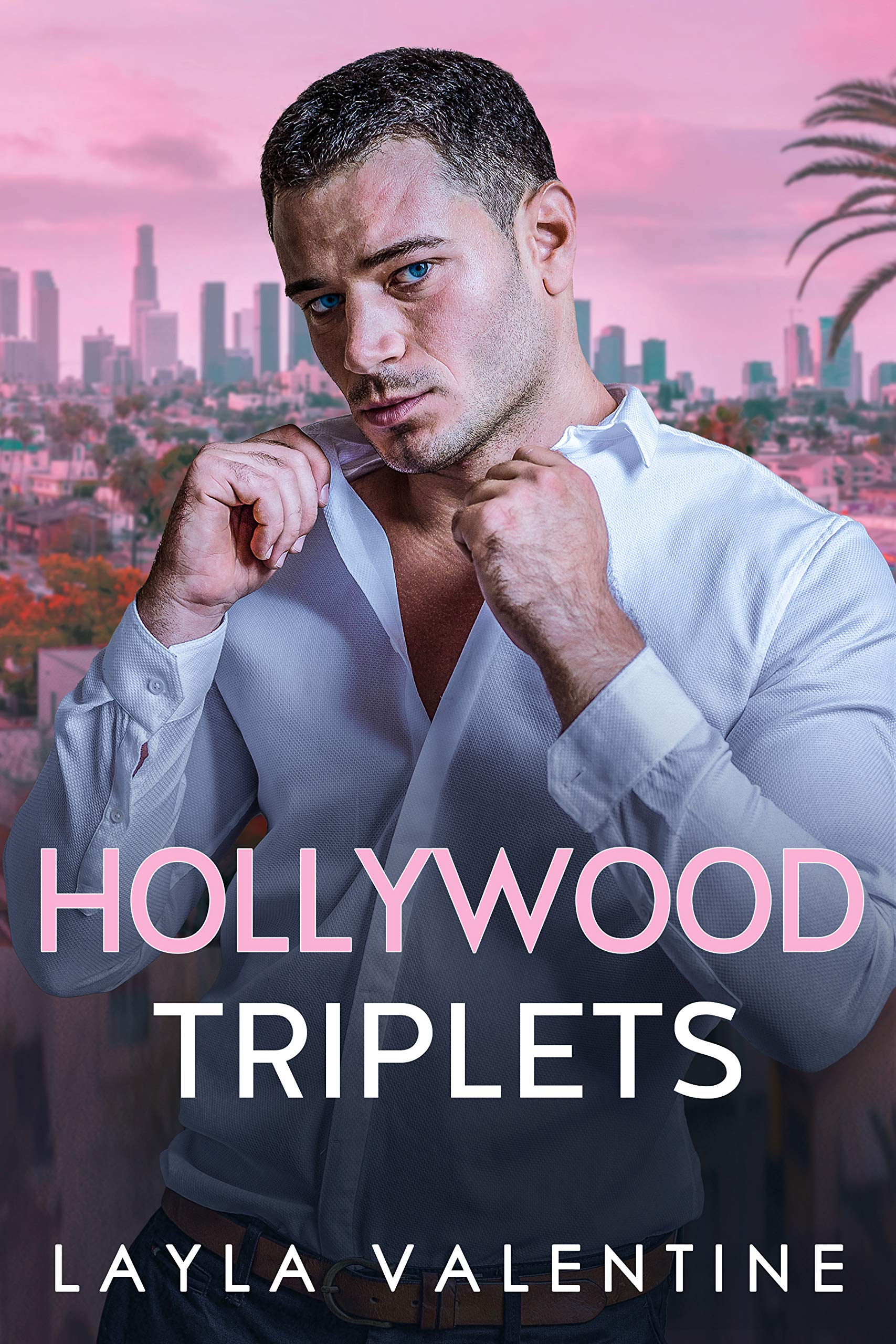 Hollywood Triplets - A Secret Babies Romance Novel (West Coast Players Book 3)