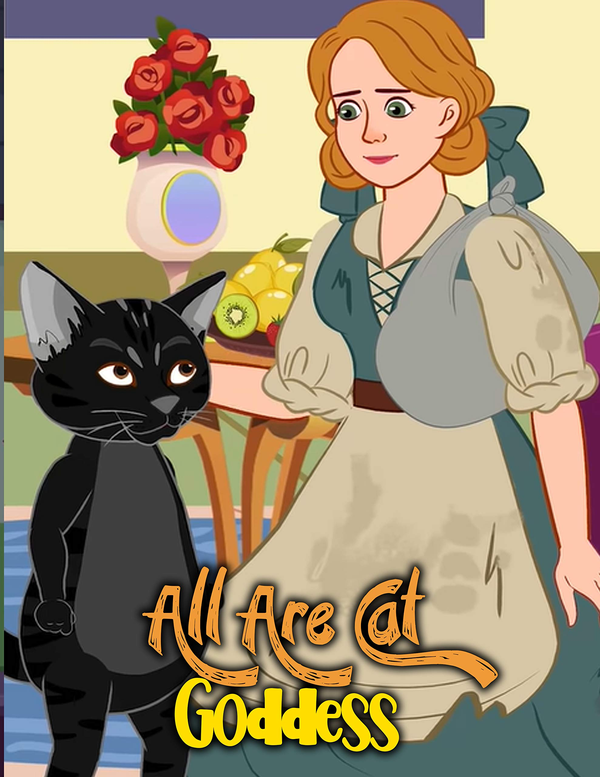 Story Of About The All Are Cat Goddess: Bedtime Stories For Kids | Classic Story For Children in English | Fairy Tale For Kids