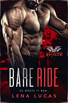 Bare Ride: An Age-Gap Possessive Alpha Romance