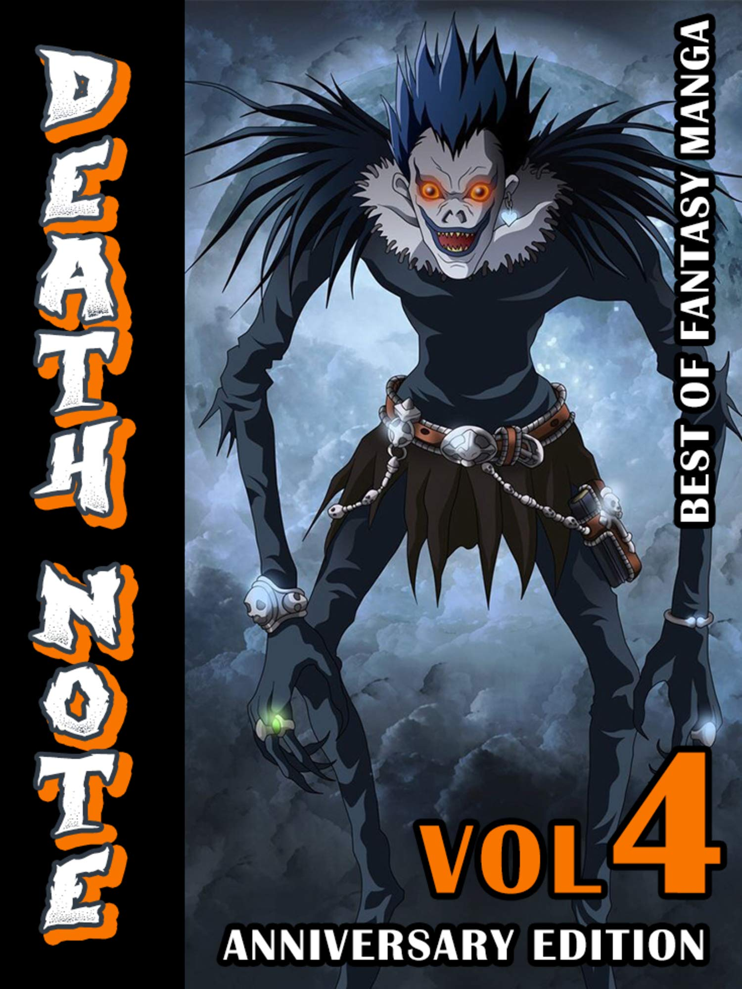 Best of Fantasy Manga Death Note Anniversary Edition: Limited Edition Death Note Volume 4