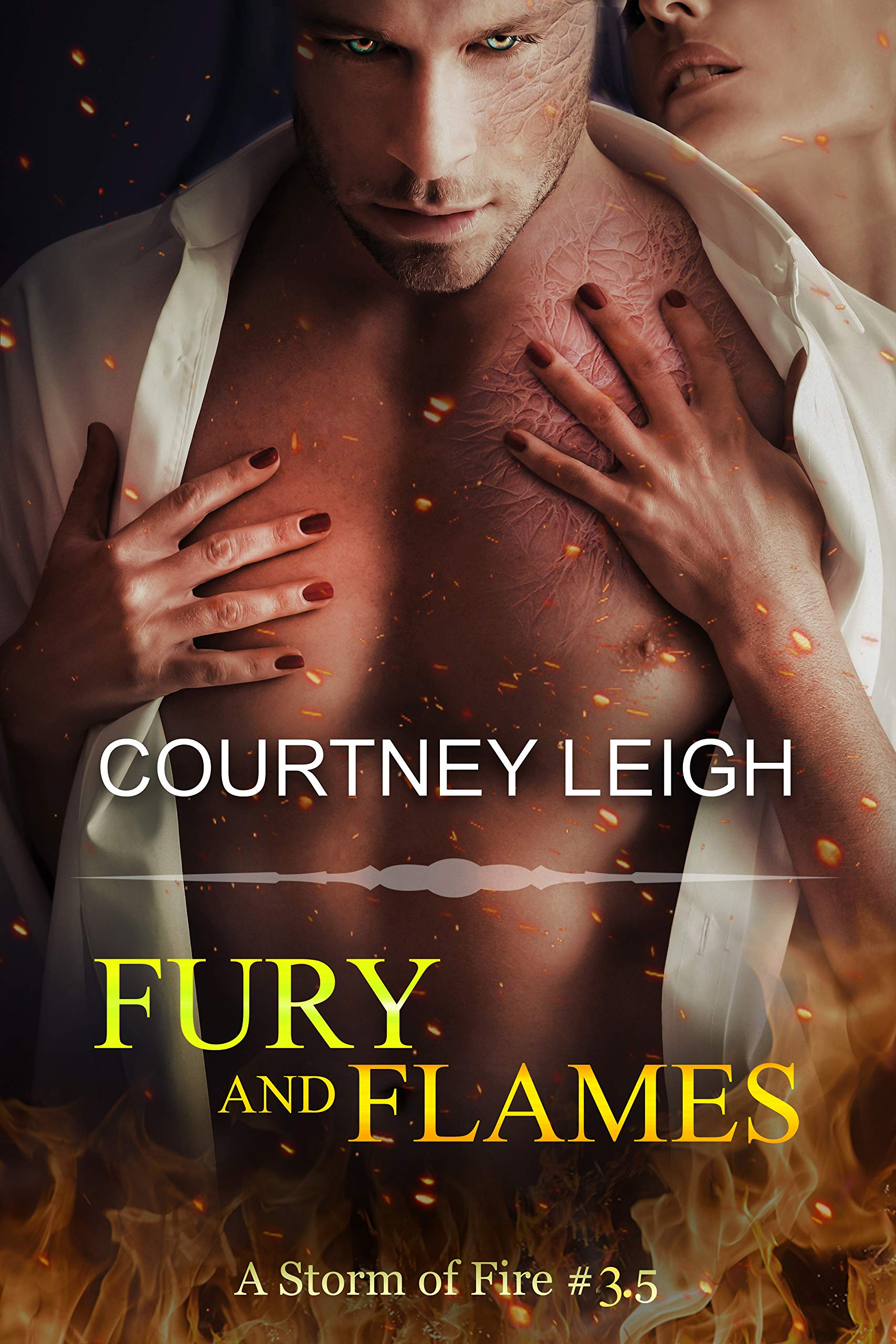Fury and Flames (A Storm of Fire, #3.5)