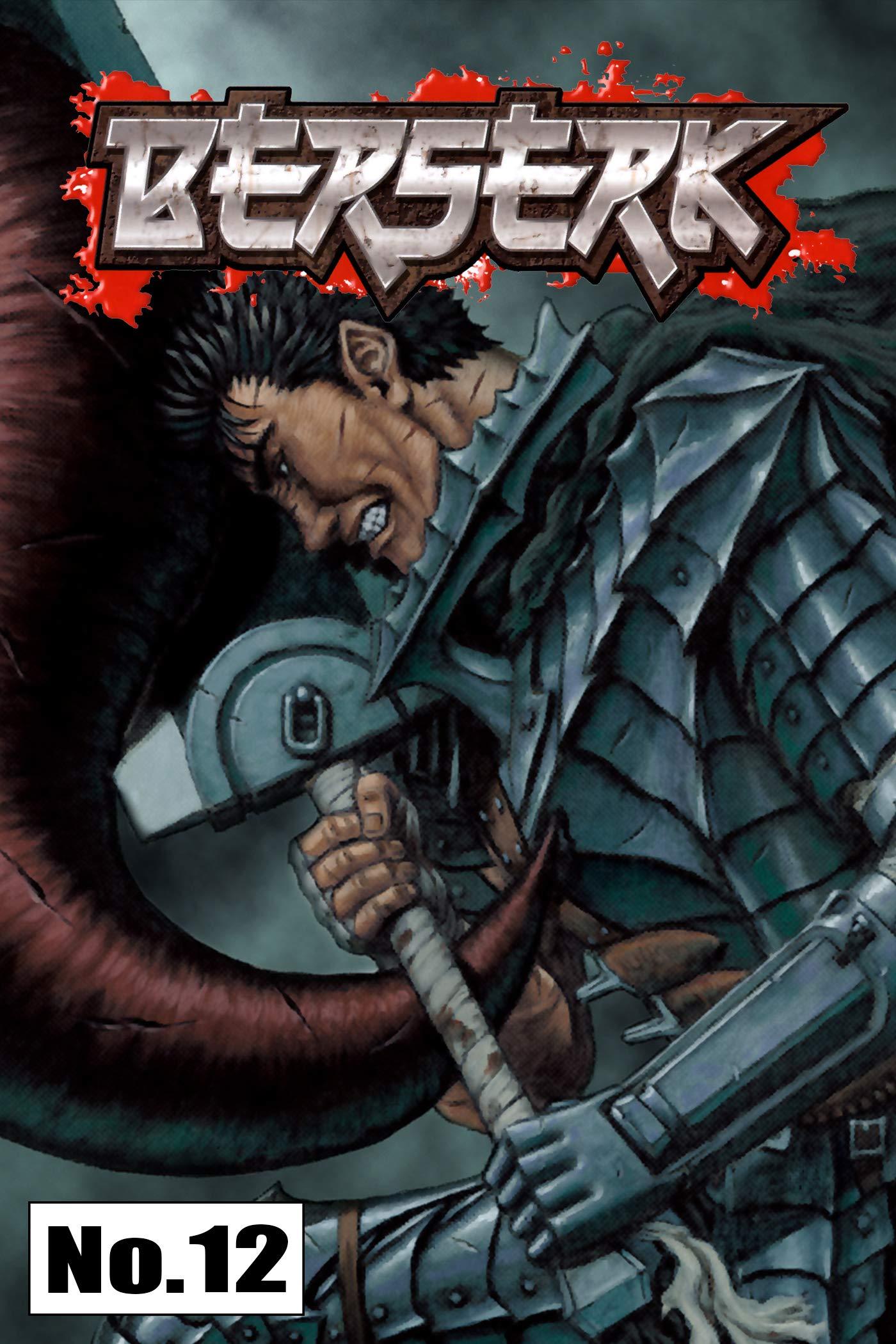 Best Fantasy Collection Manga: Berserk No 12