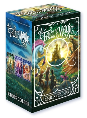 A Tale of Magic... Complete Hardcover Gift Set