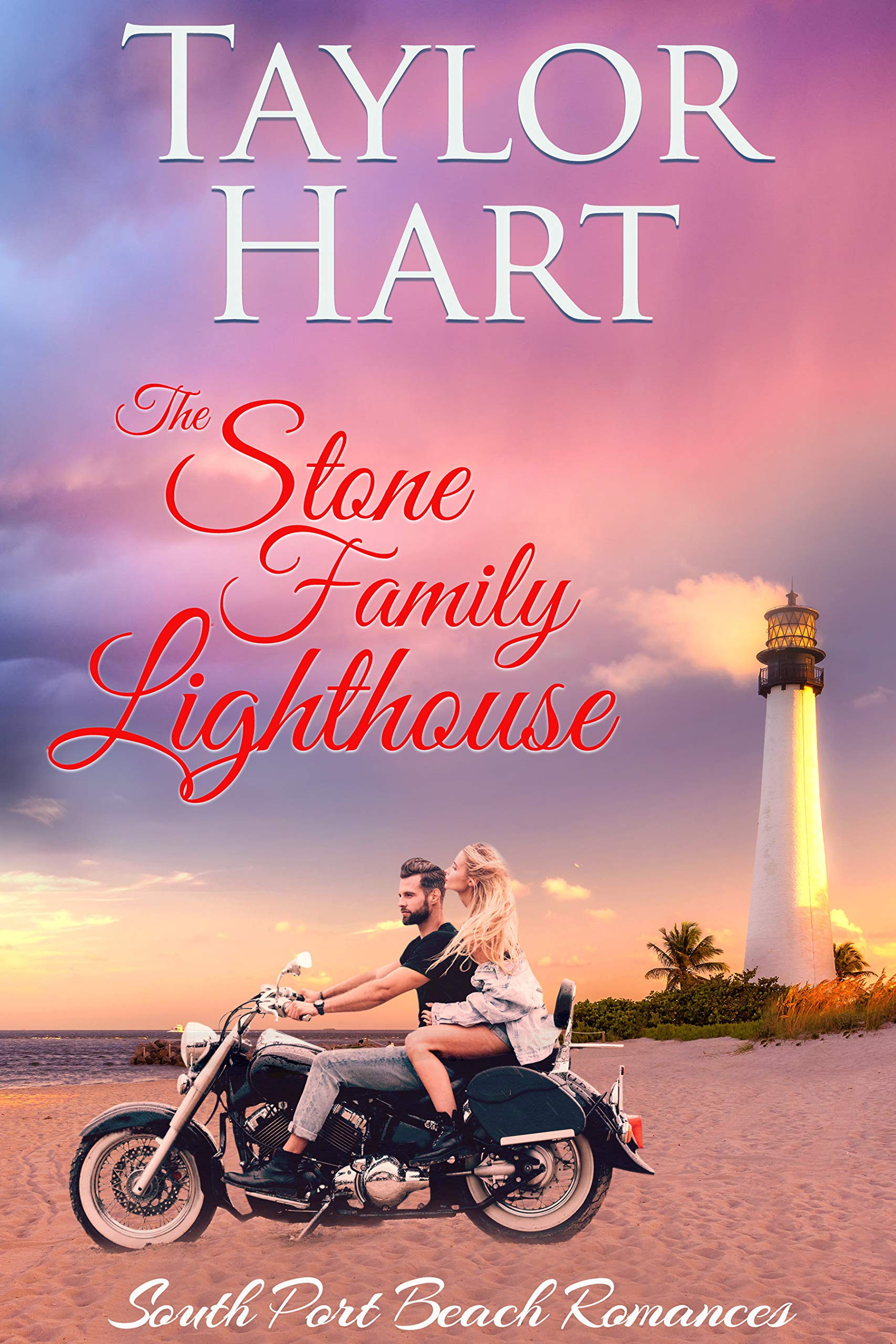 The Stone Family Lighthouse: Women's Fiction with a lot of Romance (South Port Beach Romances Book 3)