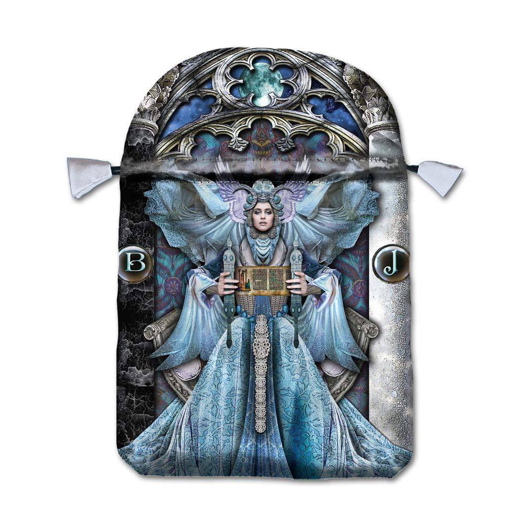 Lo Scarabeo Illuminati Satin Tarot Bag