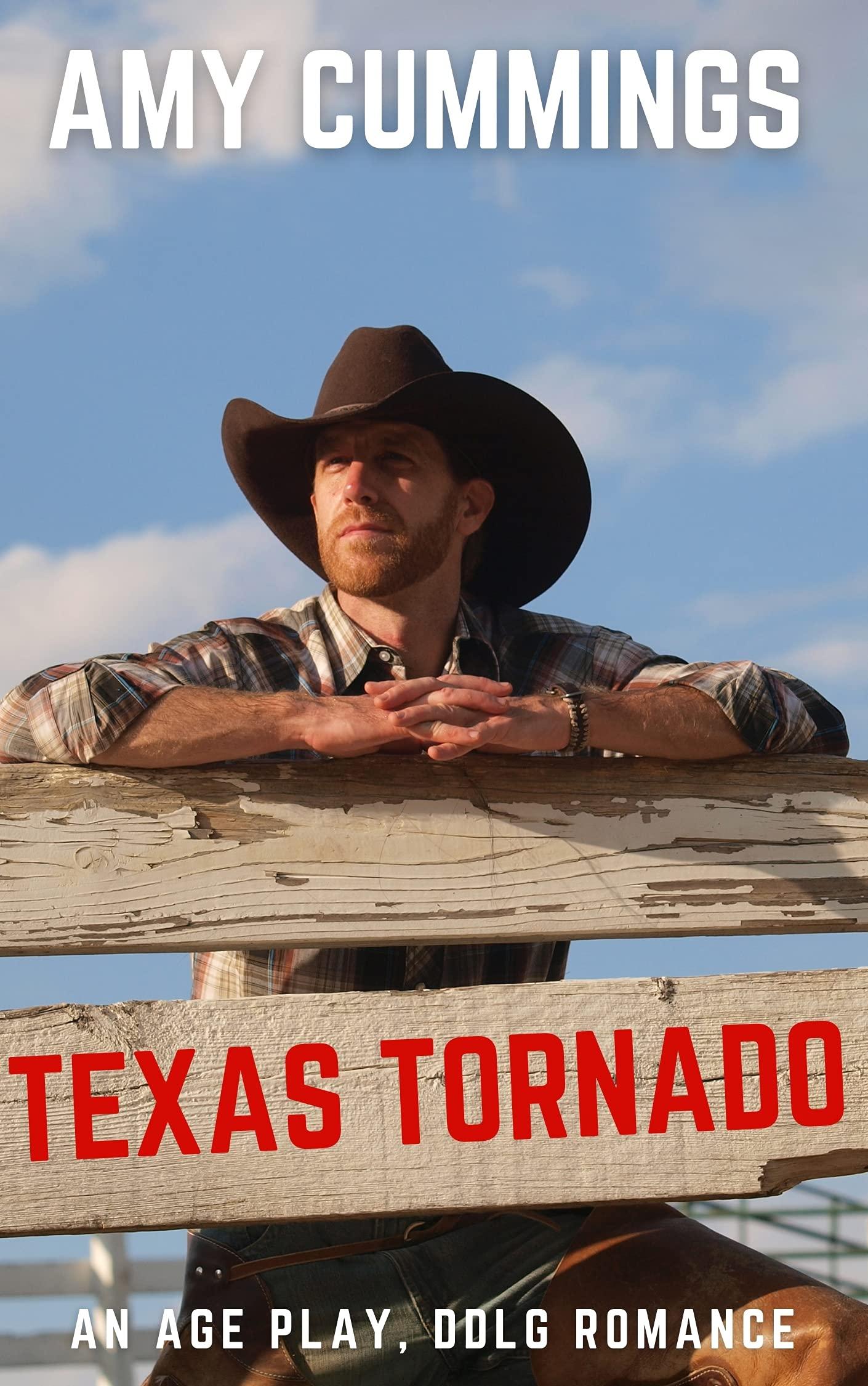 Texas Tornado (Lone Star Littles, #5)