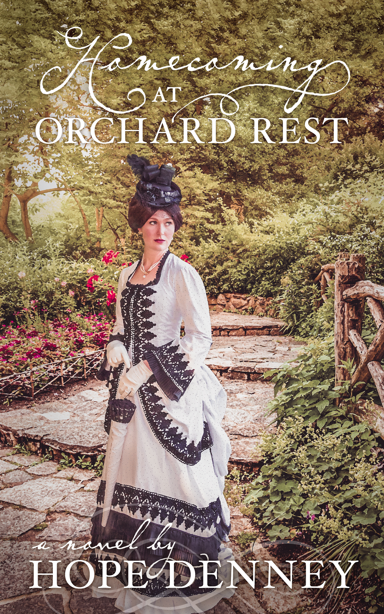 Homecoming at Orchard Rest (Orchard Rest Historical Southern Fiction Series, Book 5)
