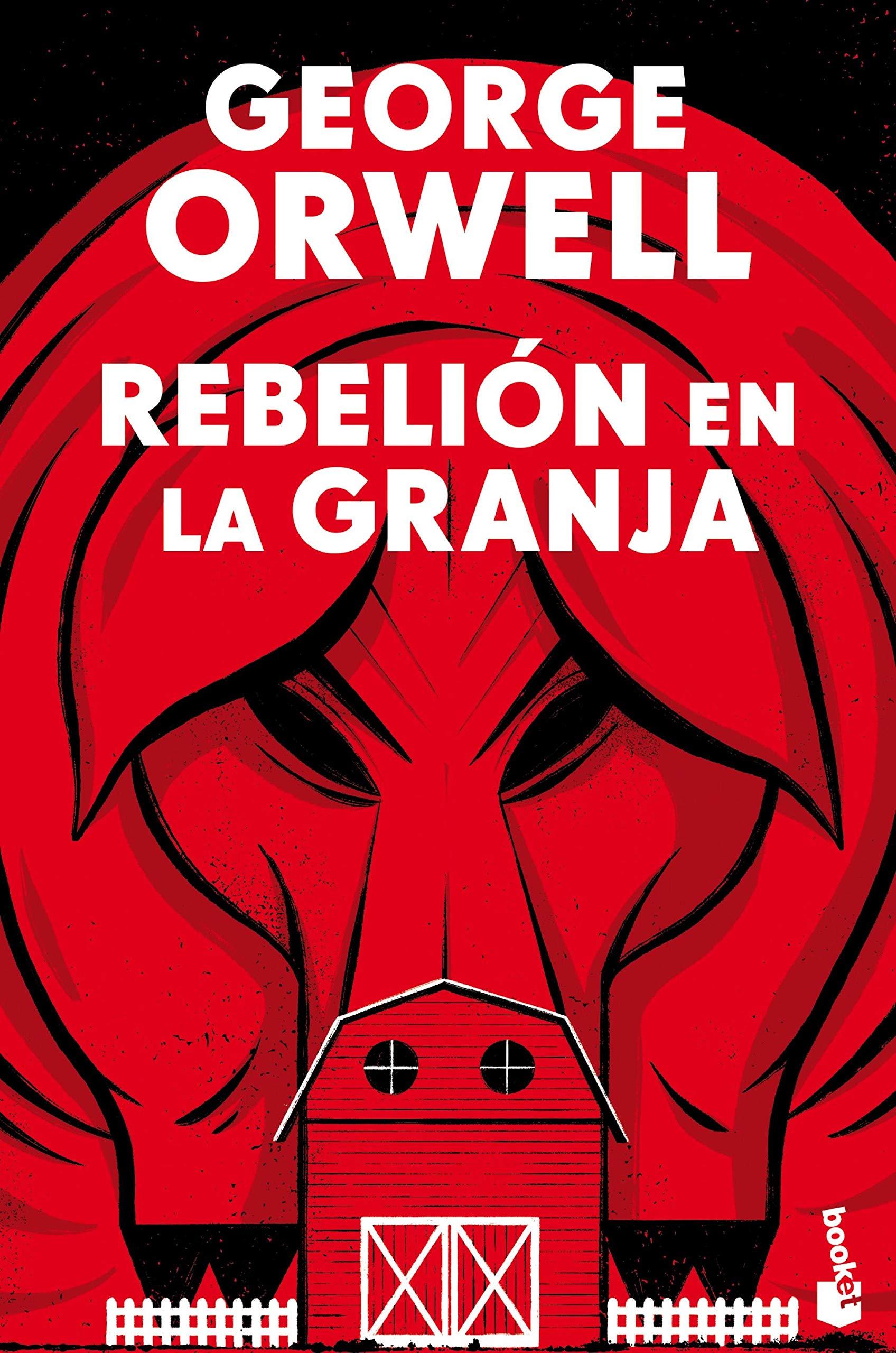 Rebelión en la granja (Novela)