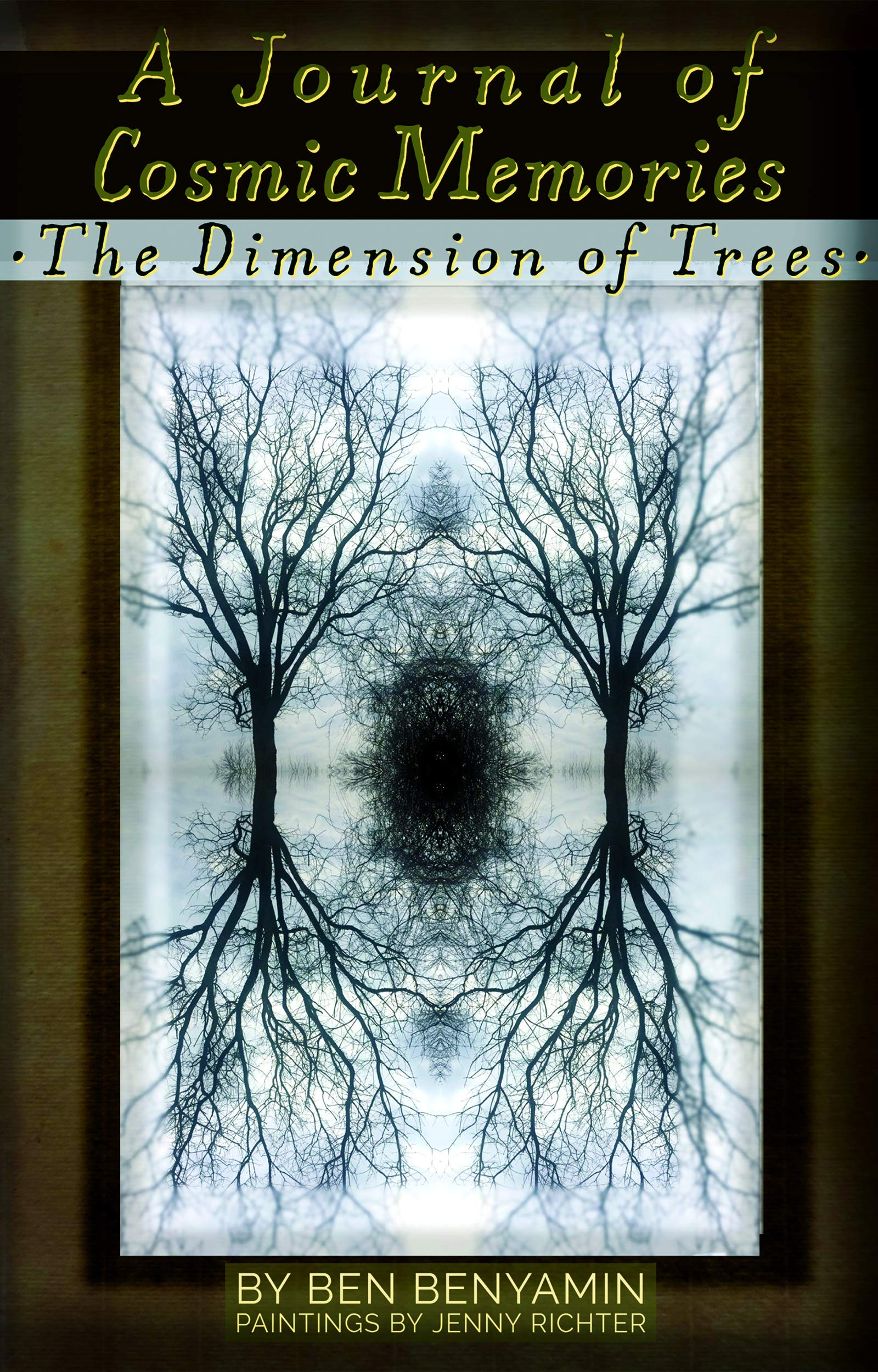 A Journal of Cosmic Memories: The Dimension of Trees