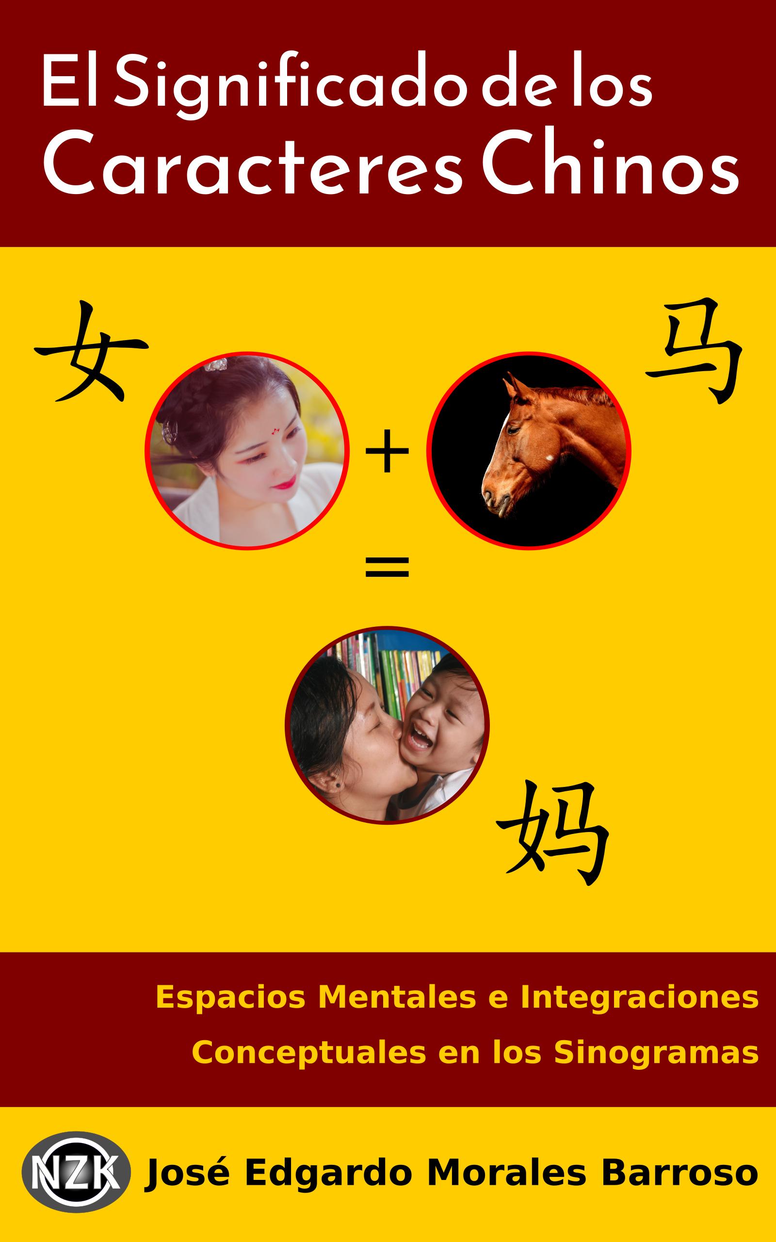 El Significado de los Caracteres Chinos: Espacios Mentales e Integraciones Conceptuales en los Sinogramas (Chino para Todos. #1)