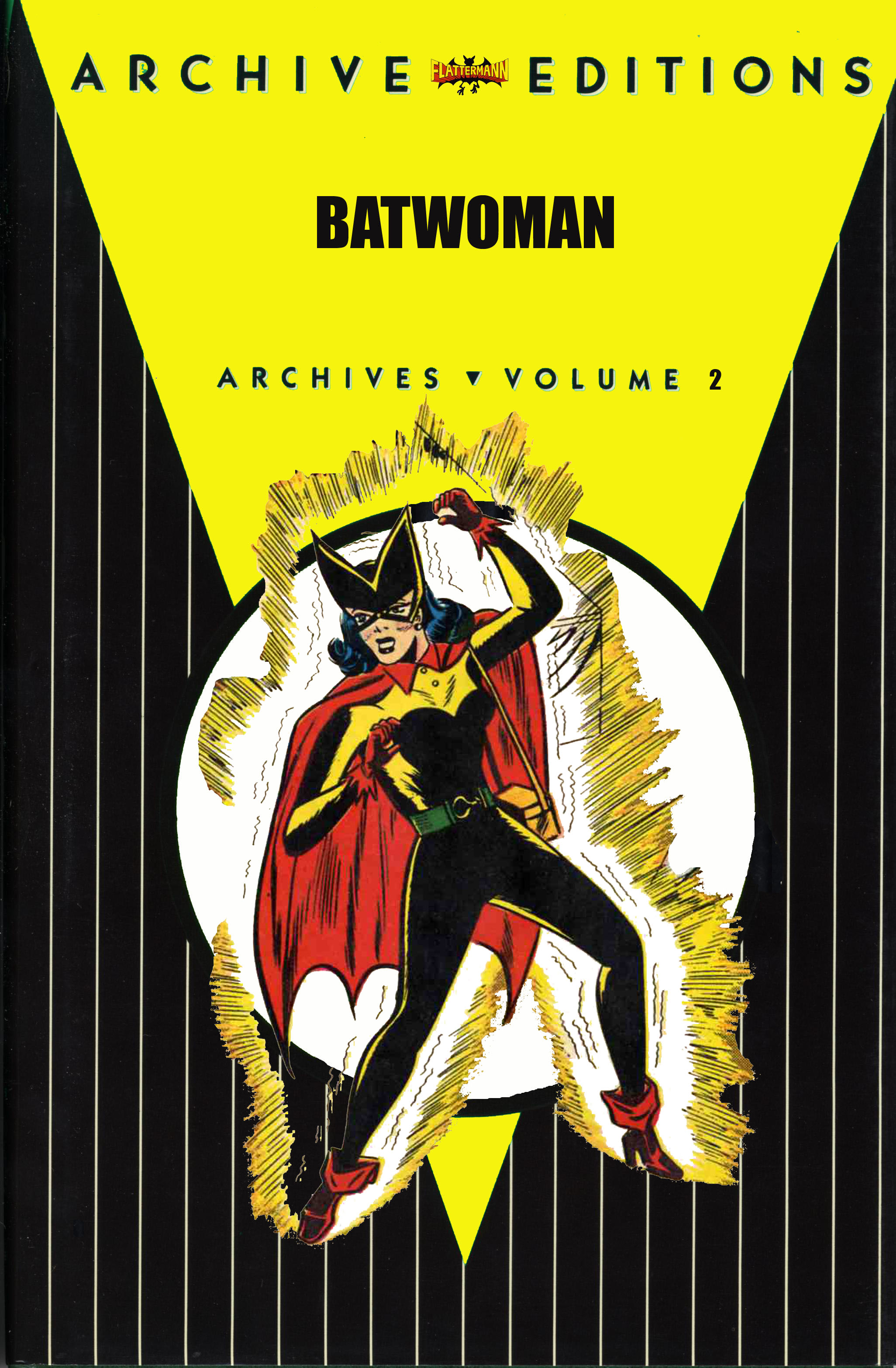 Batwoman Archives Editions Volume 2