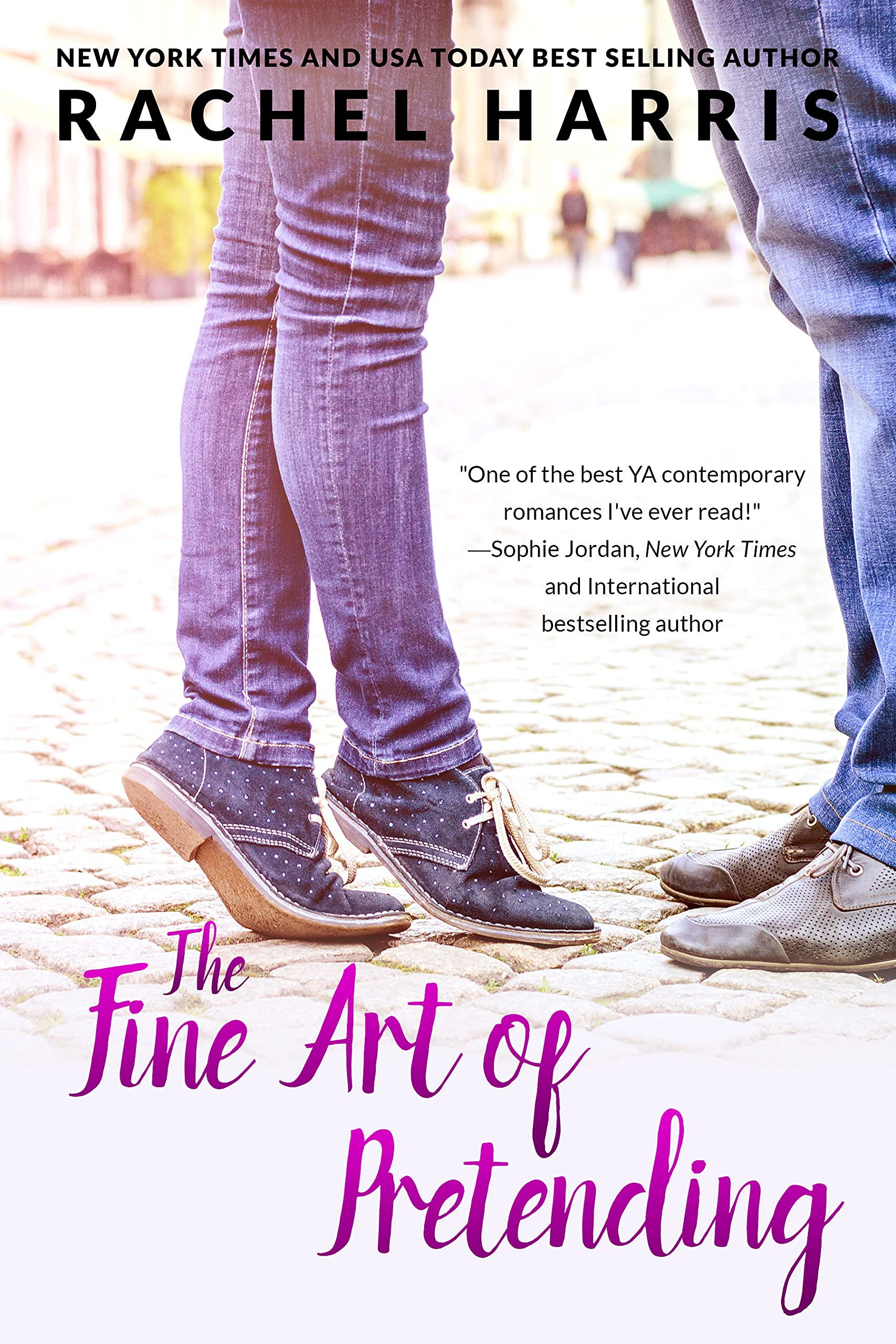 The Fine Art of Pretending: A Fake Relationship, Falling For Your Best Friend Romance