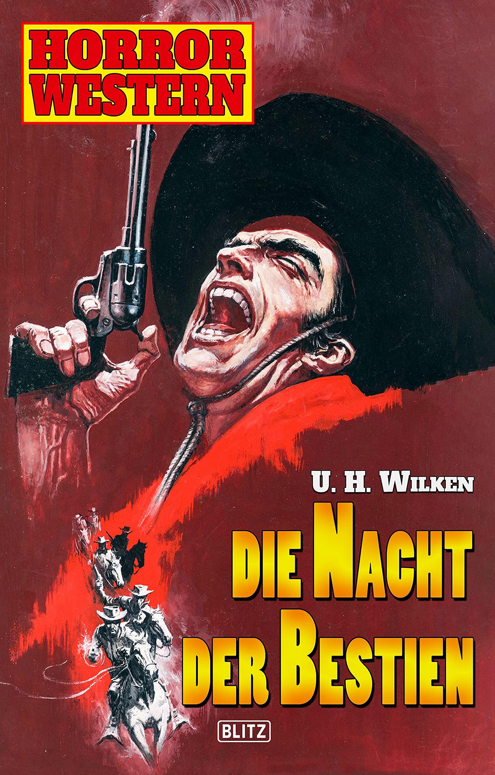 Horror-Western 06: Die Nacht der Bestien