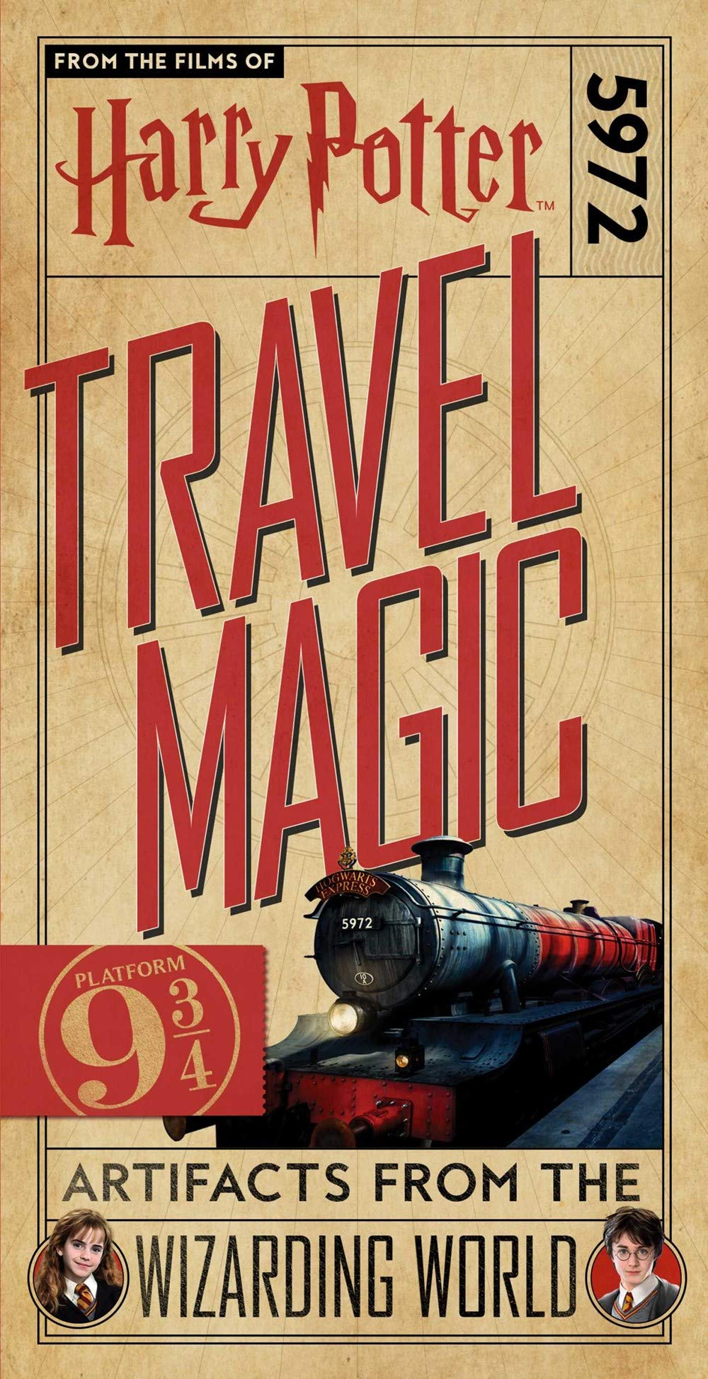 Harry Potter: Travel Magic - Platform 93/4: Artifacts from the Wizarding World