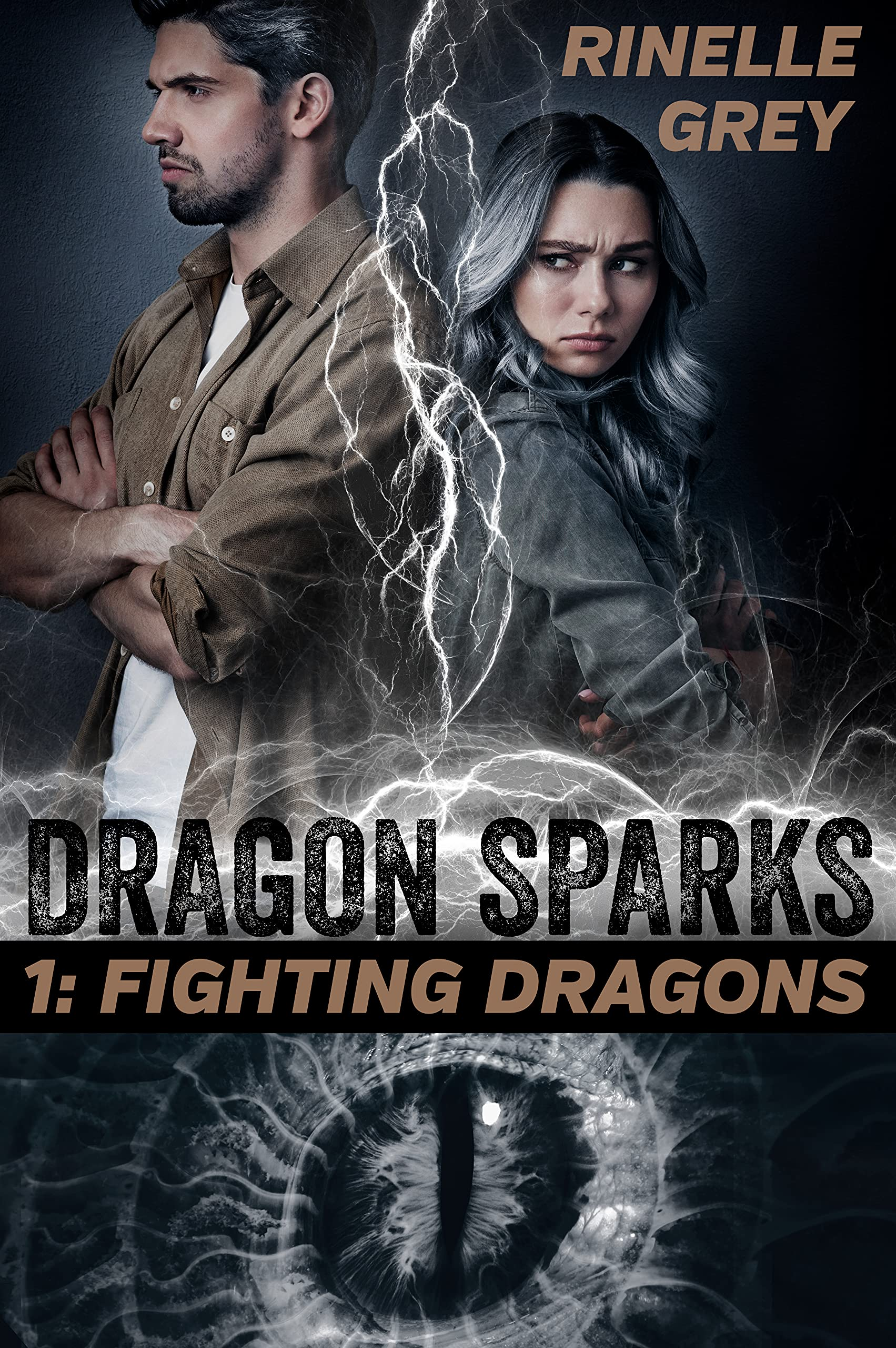 Fighting Dragons (Dragon Sparks Book 1)