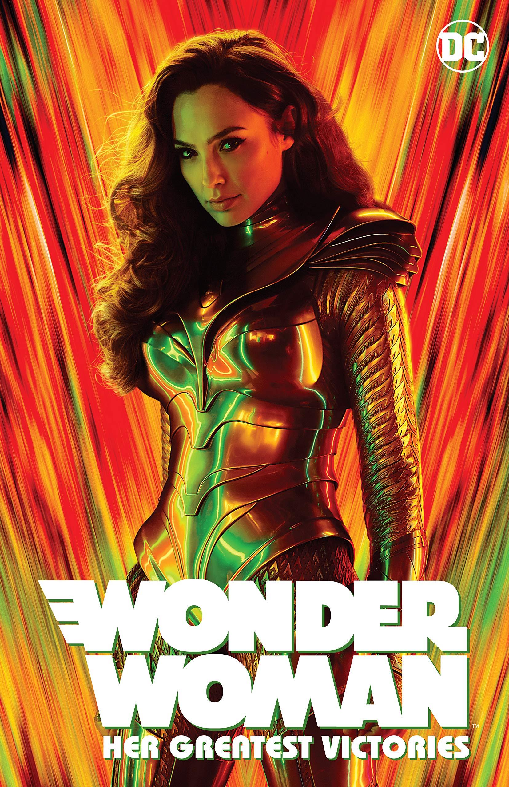 Wonder Woman: Her Greatest Victories (Wonder Woman 1984)