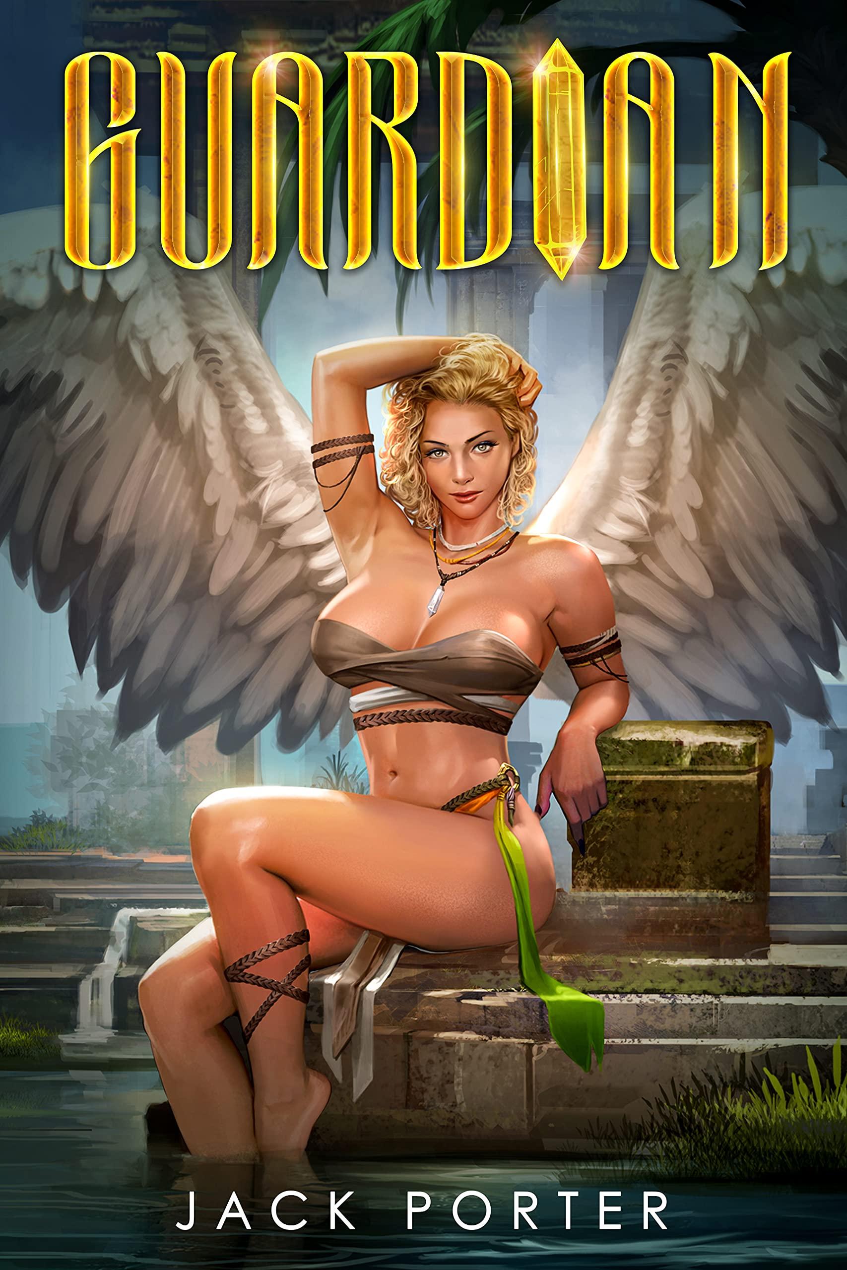 Guardian: A Goddess Island Men's Fantasy