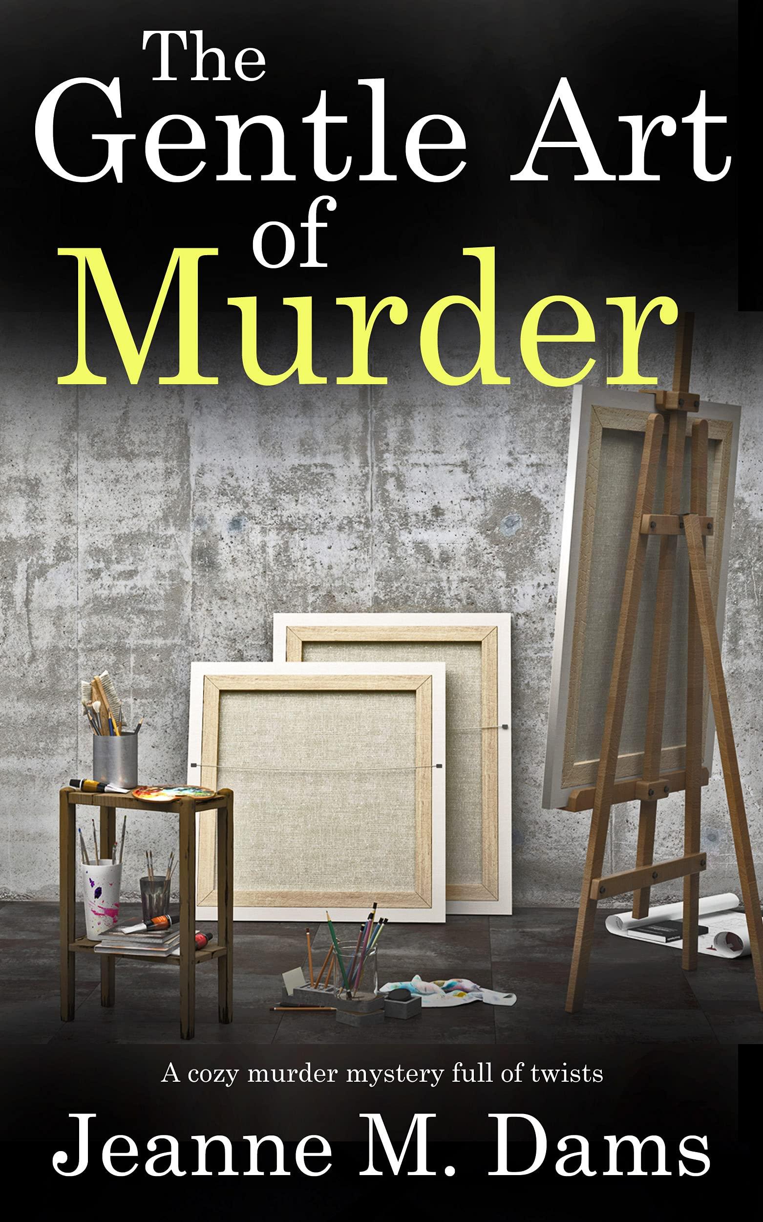 The Gentle Art of Murder (Dorothy Martin #16)