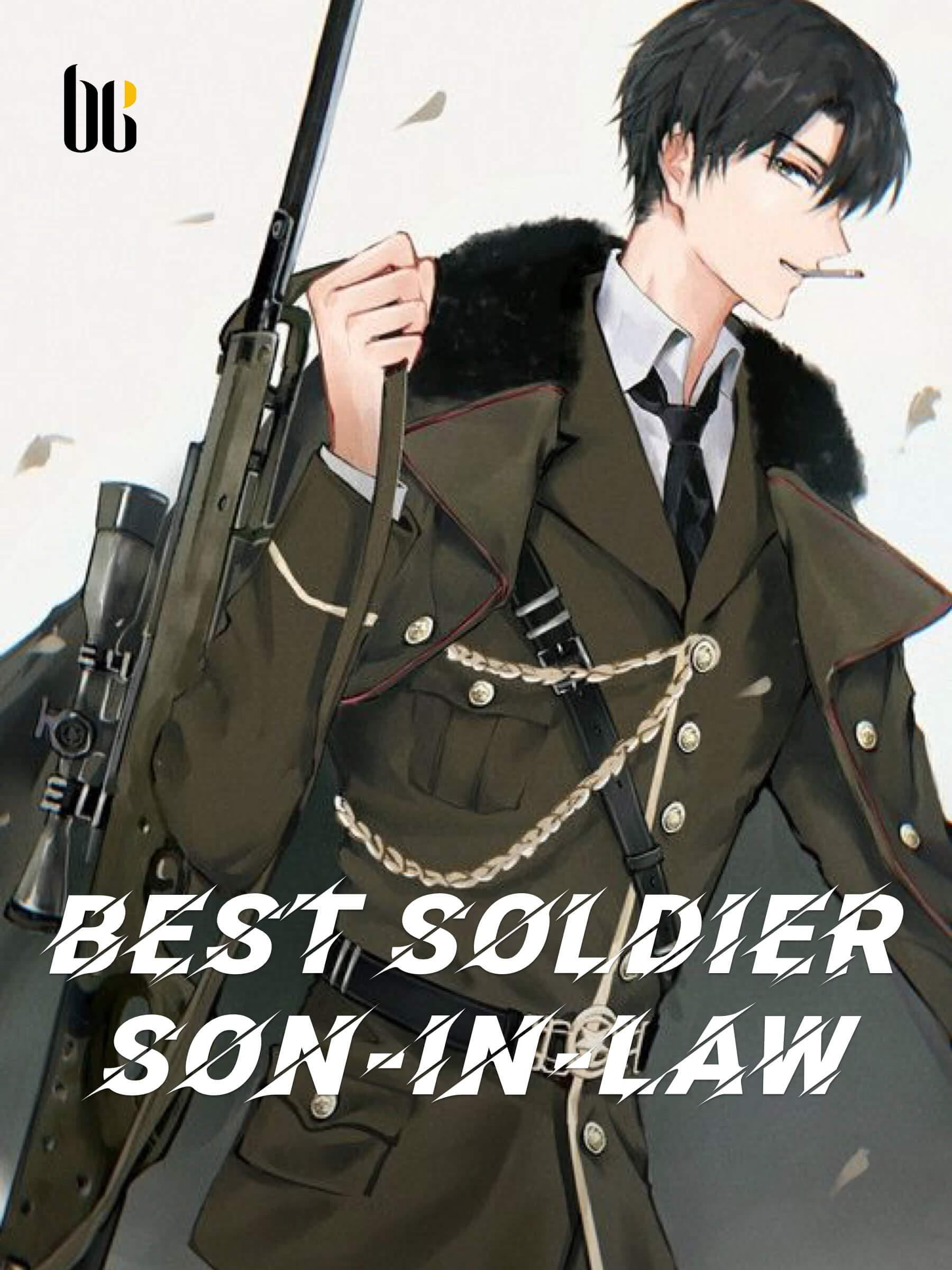 Best Soldier Son-in-law: Book 5