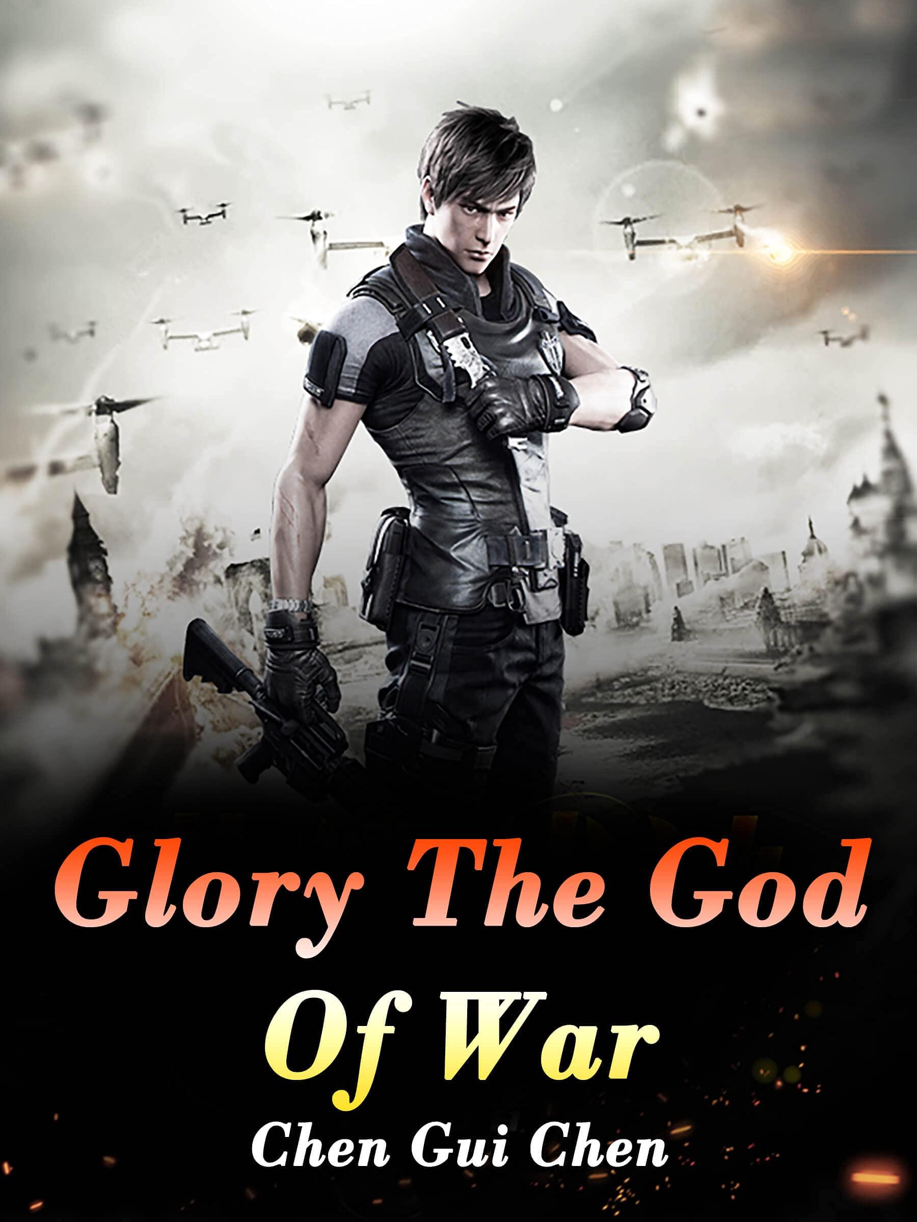 Glory: The God Of War: Book 2