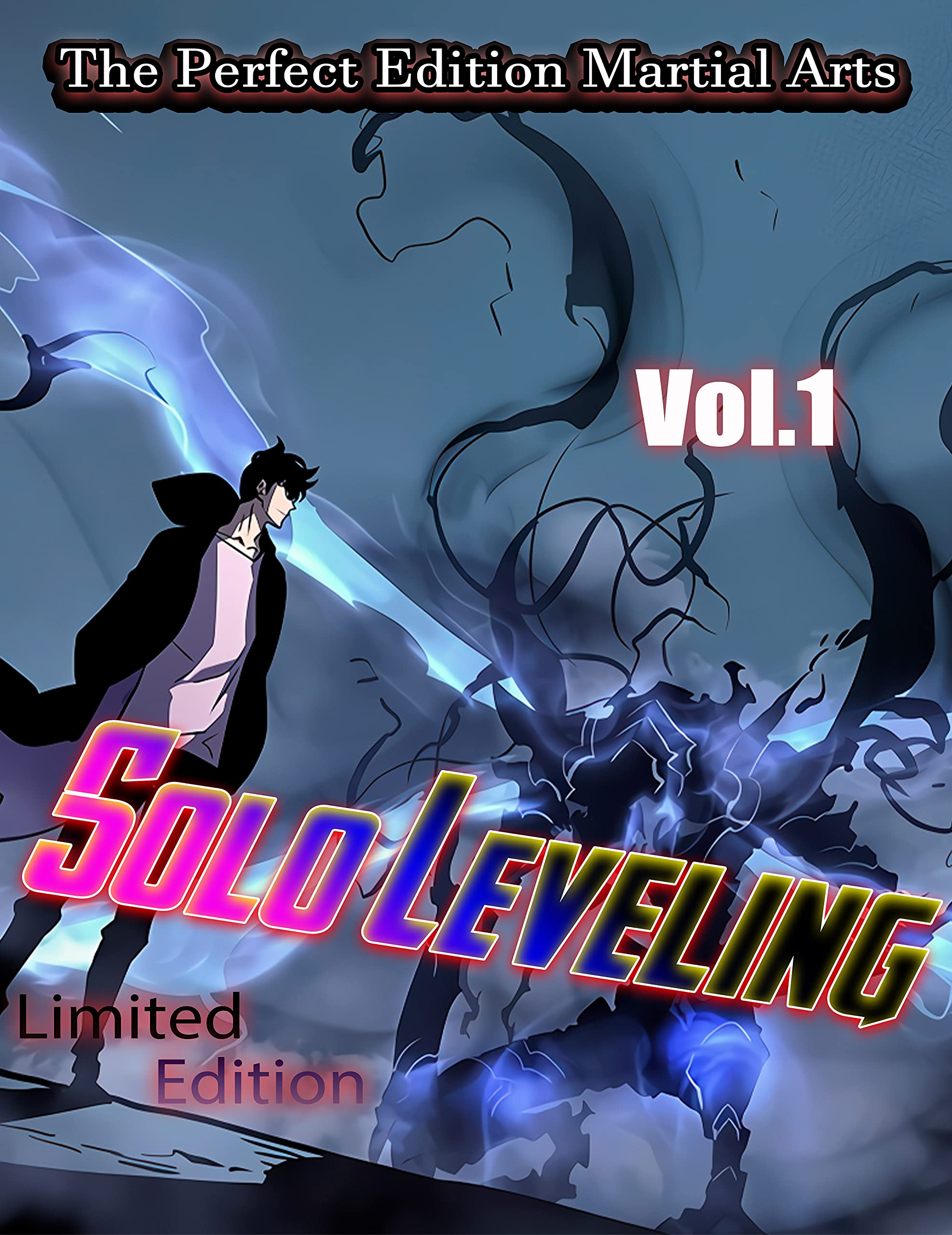 The Perfect Edition Martial arts Manga Solo Leveling Graphic: Limited Edition Solo Leveling Vol 1