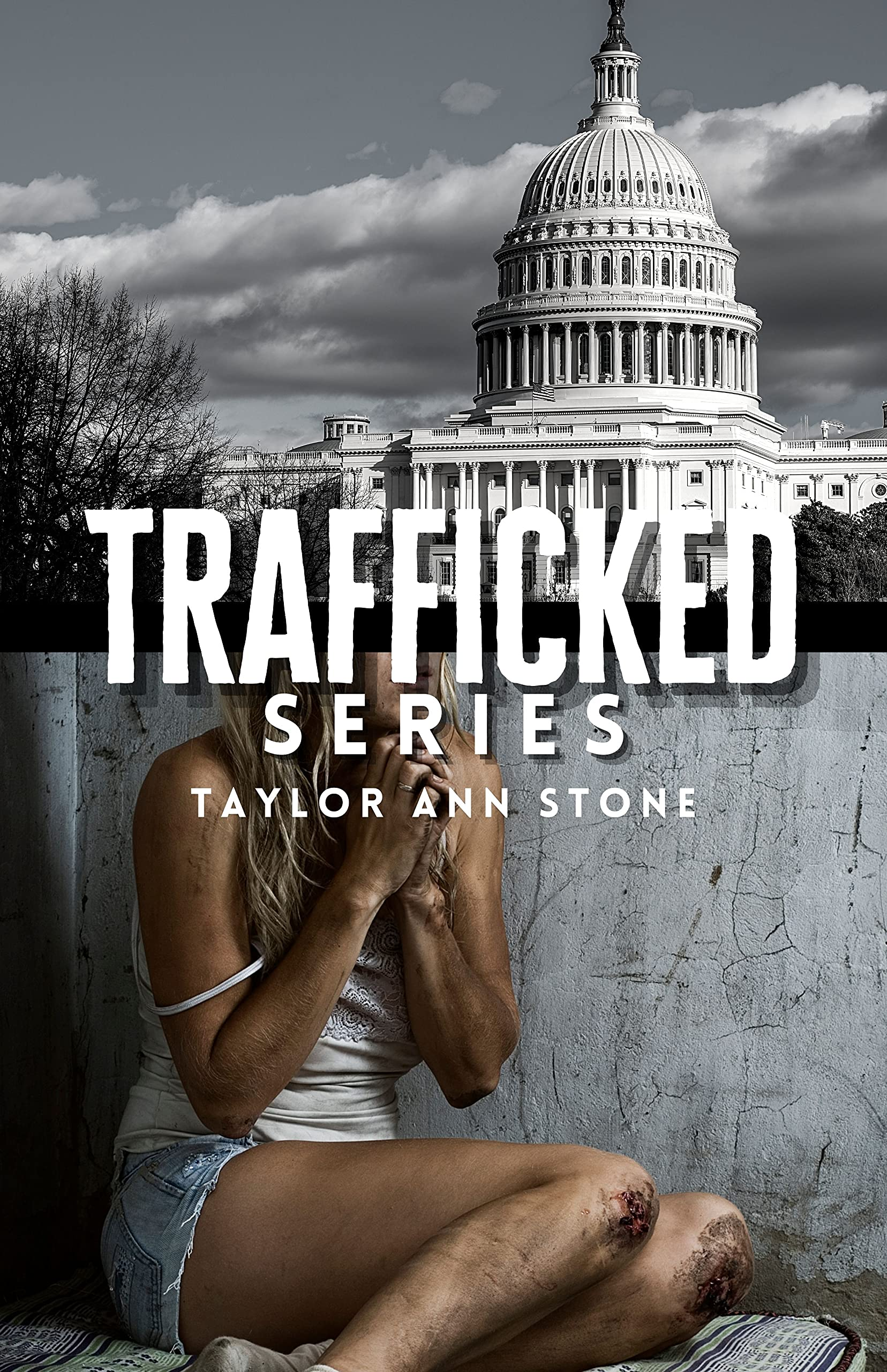 Trafficked Series: Marlene's Story of Survival and Justice Bundle, A Thrilling Human Trafficking Suspense Novel