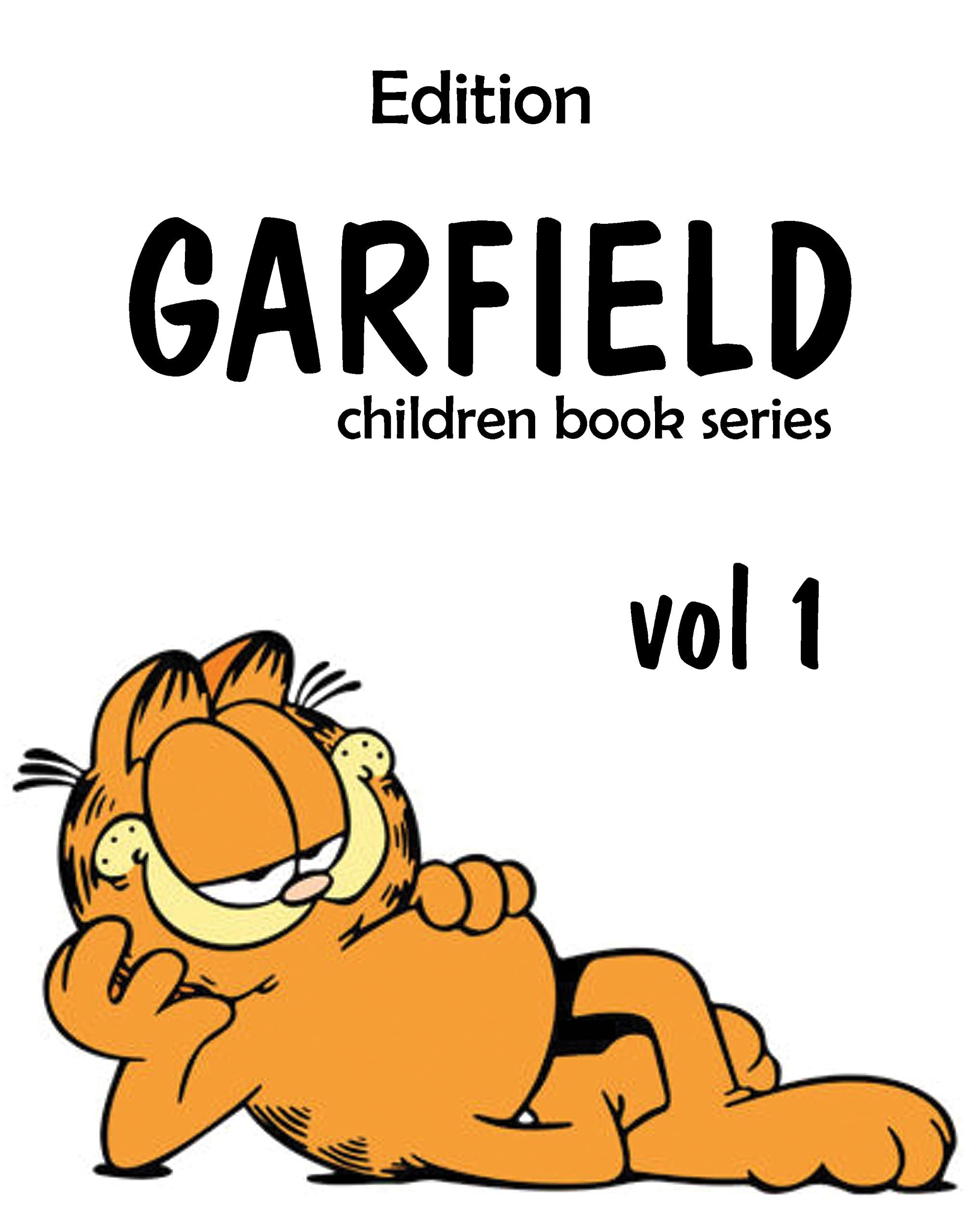 Children book series Garfield Limited Edition: Garfield Limited Edition Volume 1