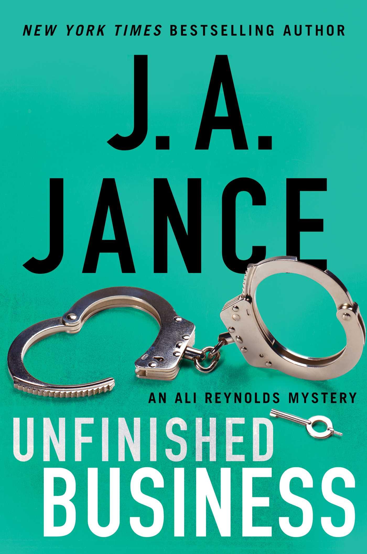 Unfinished Business (Ali Reynolds, #16)