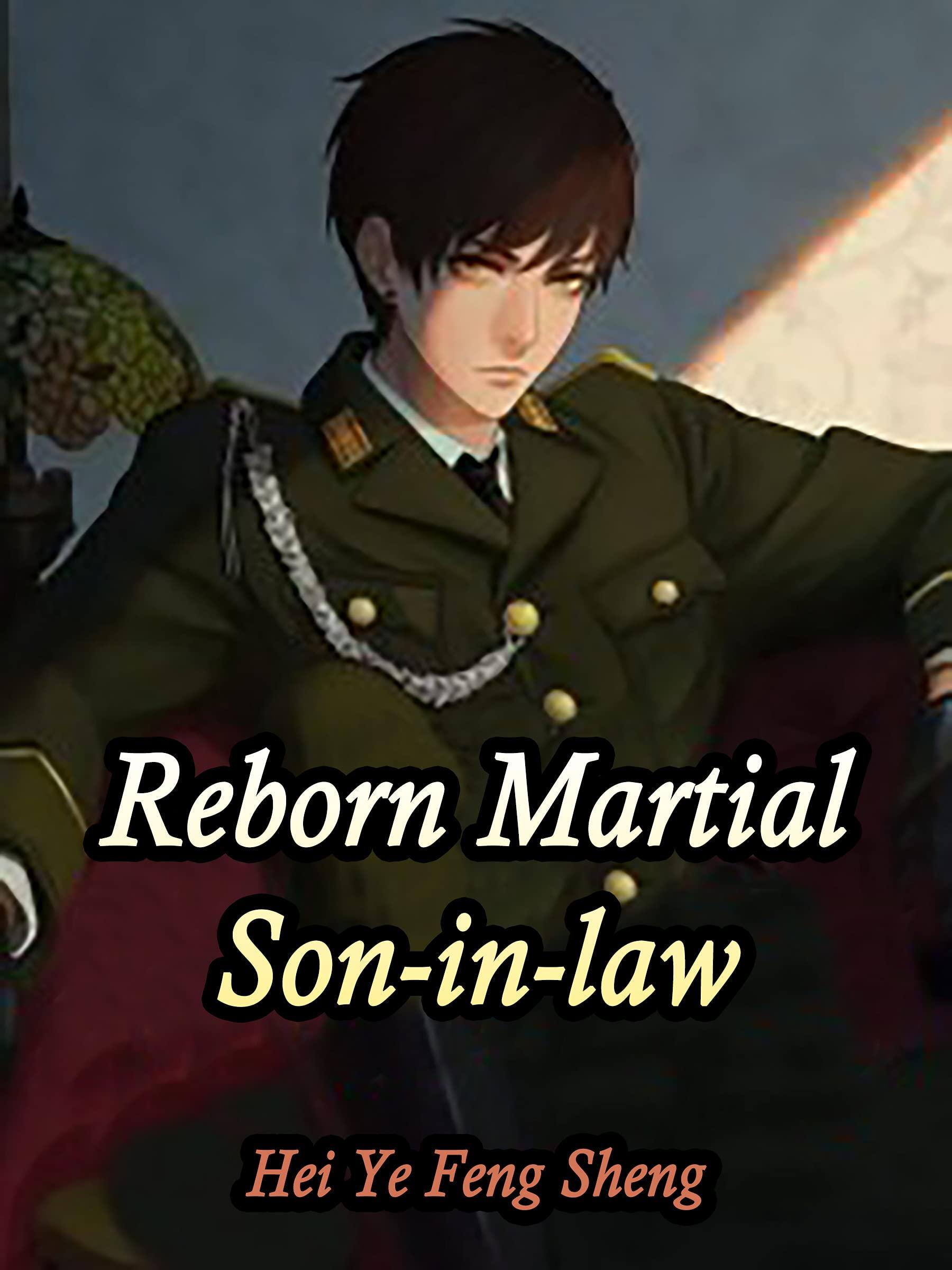 Reborn Martial Son-in-law: Book 1