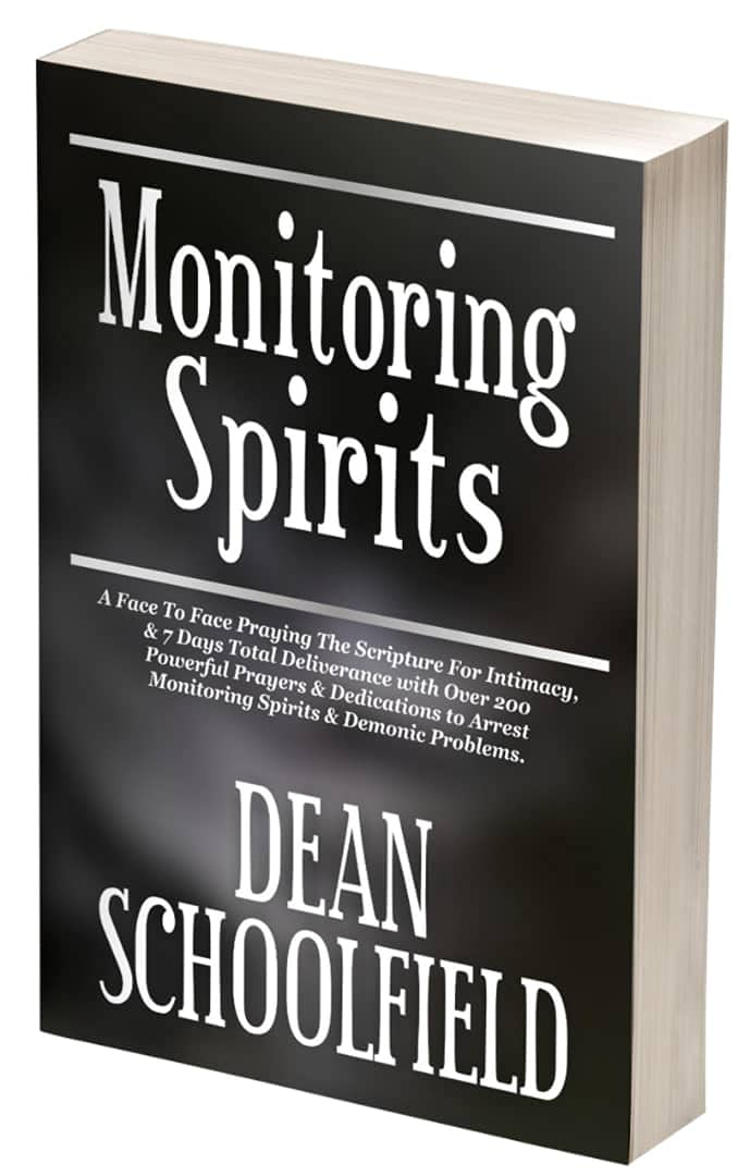 MONITORING SPIRITS: A Face To Face Prying The Scripture For Intimacy, & 7 Days Total Deliverance With Over 200 Powerful Prayers & Dedications To Arrest Monitoring Spirits And Demonic Problems
