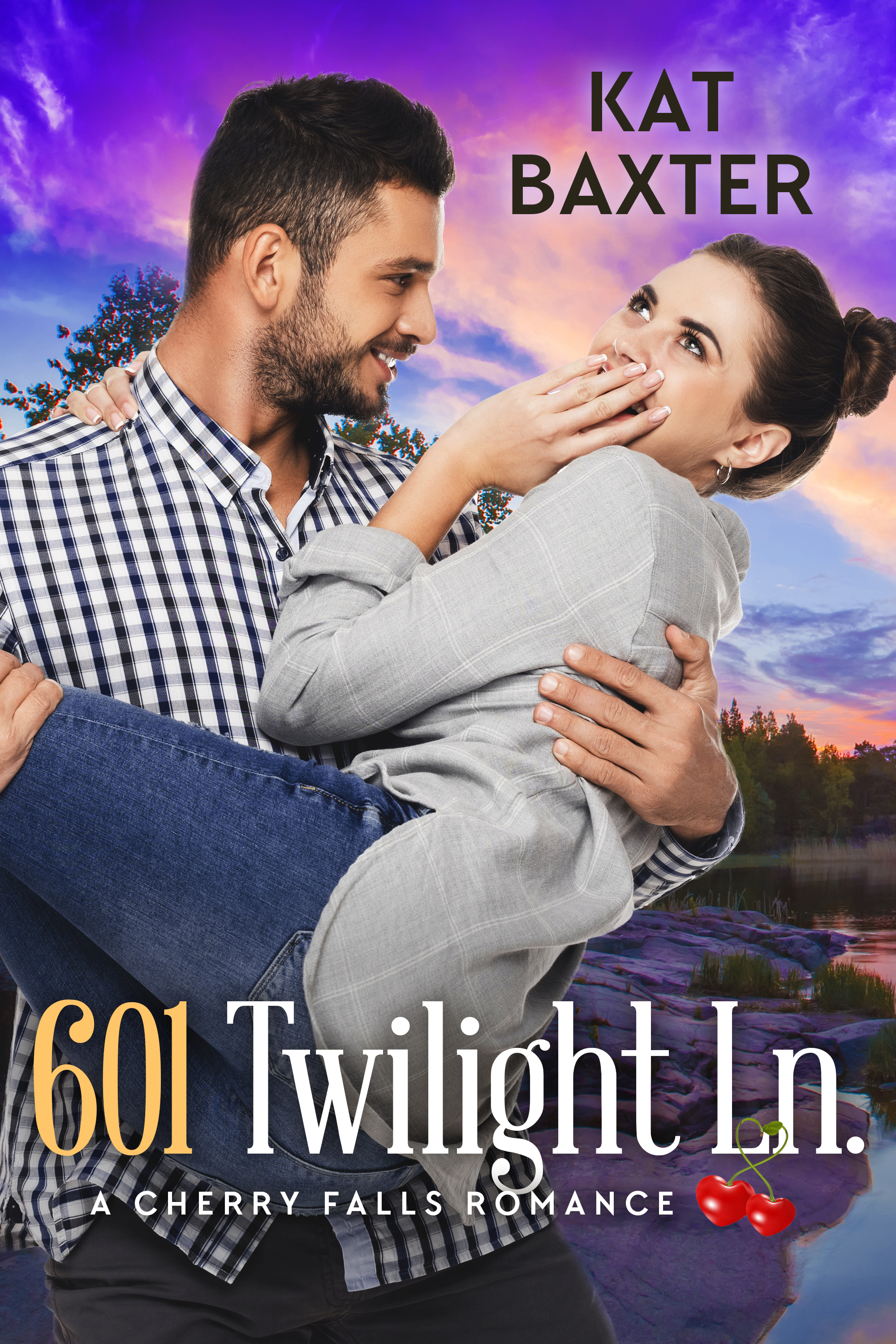 601 Twilight Lane: a Brother's Best Friend/Accidentally Married romance (A Cherry Falls Romance Book