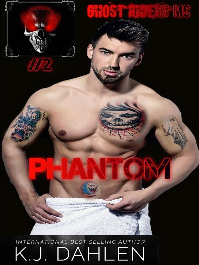 Phantom (Ghost Riders MC #2)